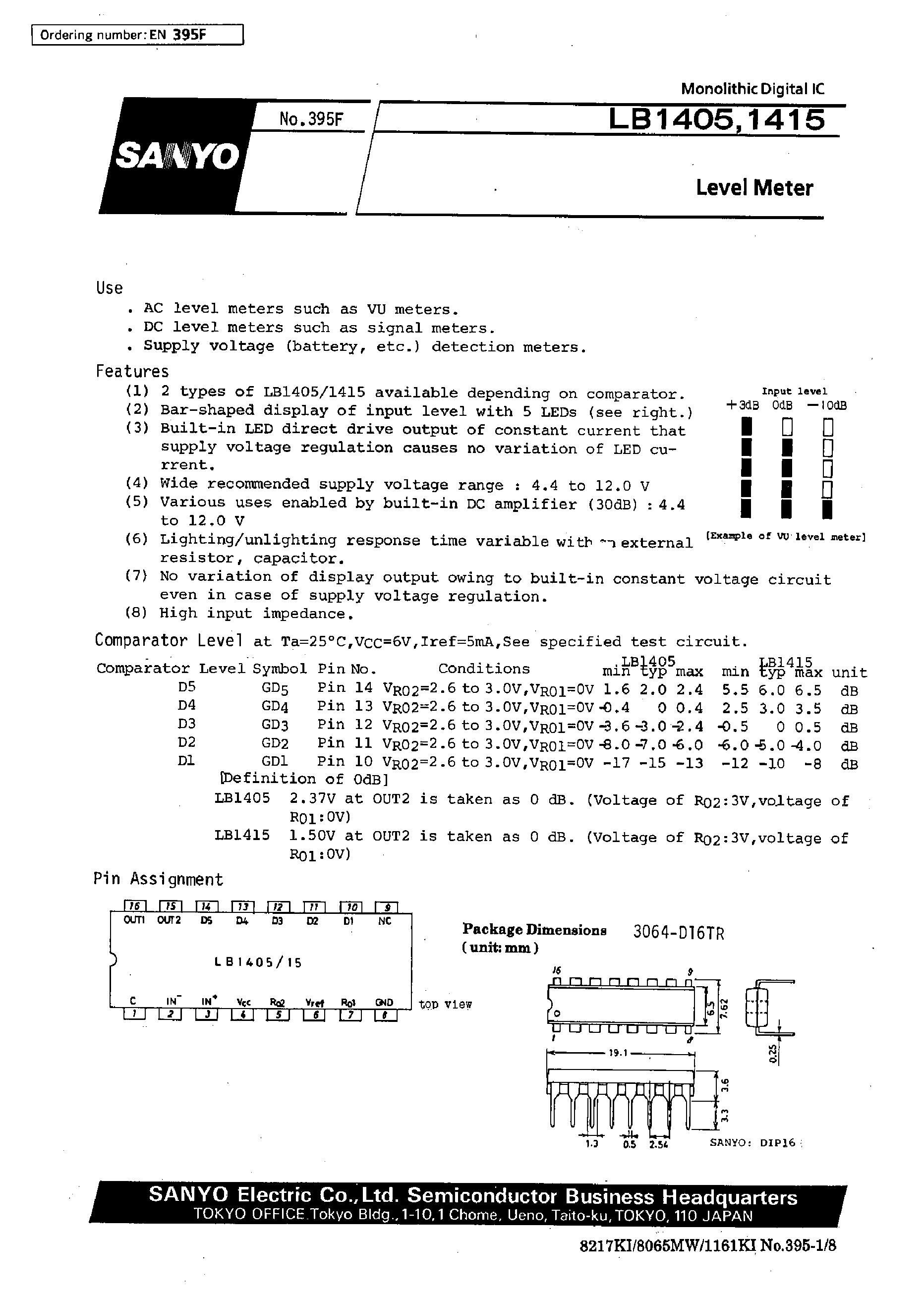 LB140DS41's pdf picture 1