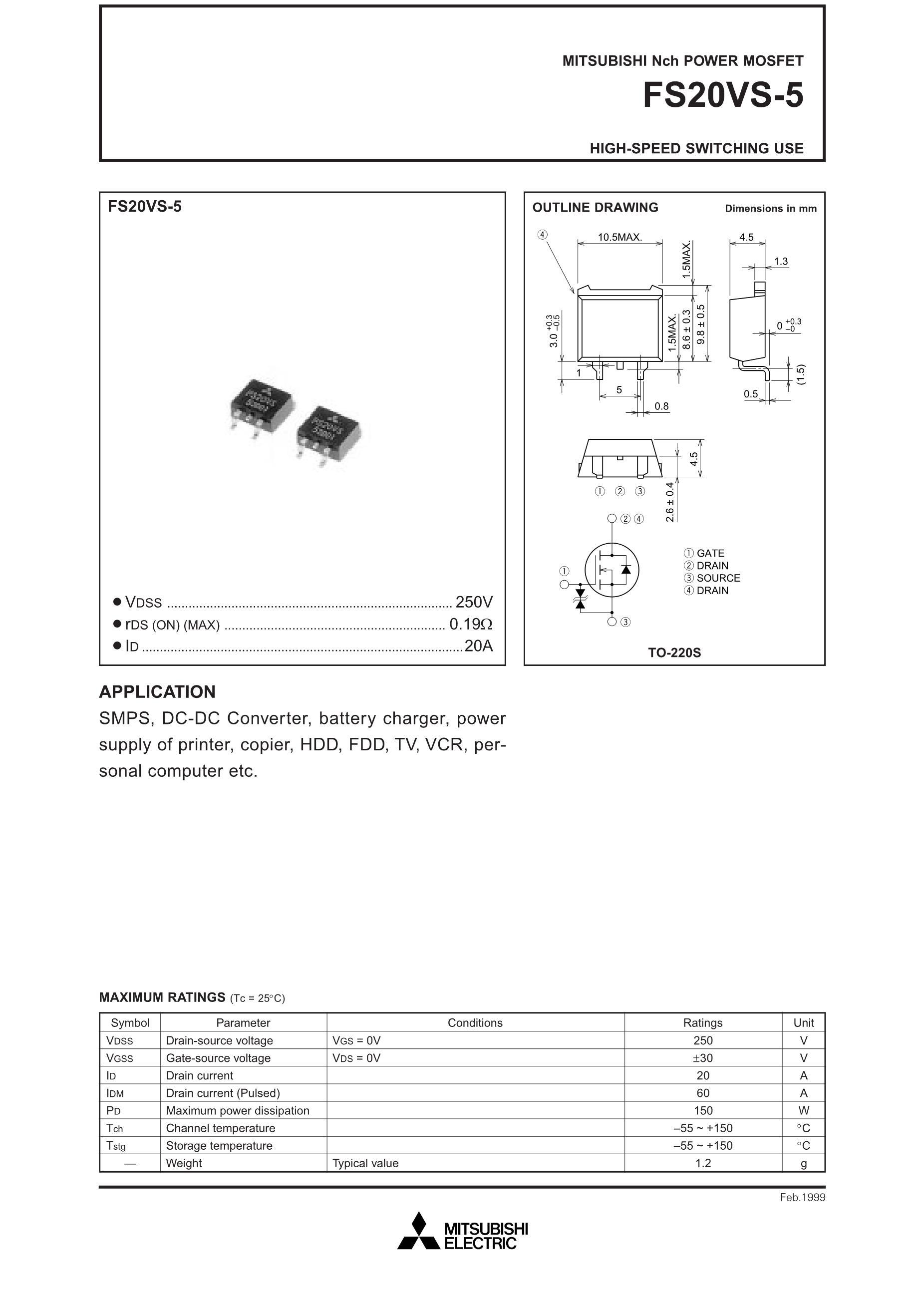 VS-5EWH06FNTR-M3's pdf picture 1
