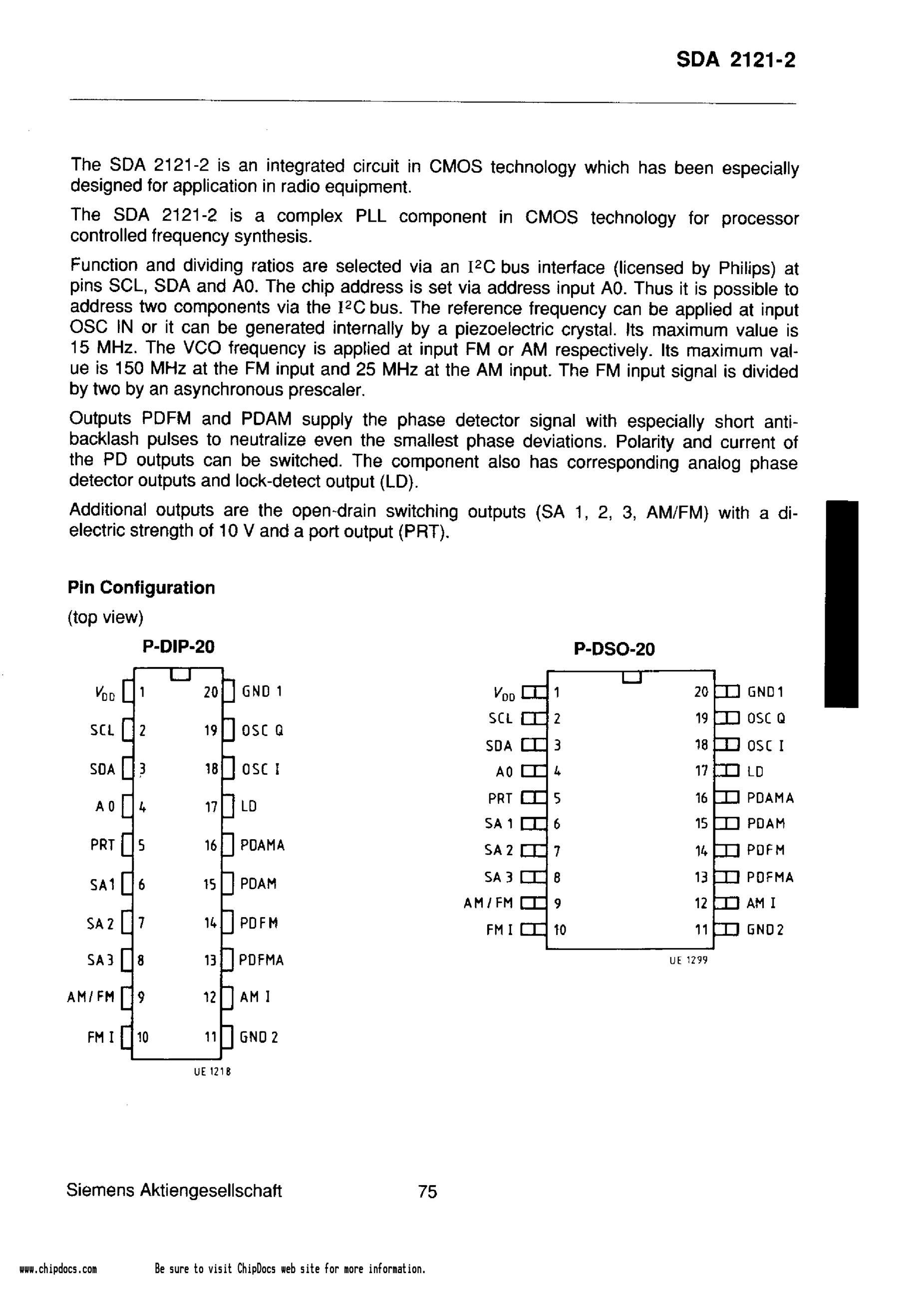SDA2218's pdf picture 2