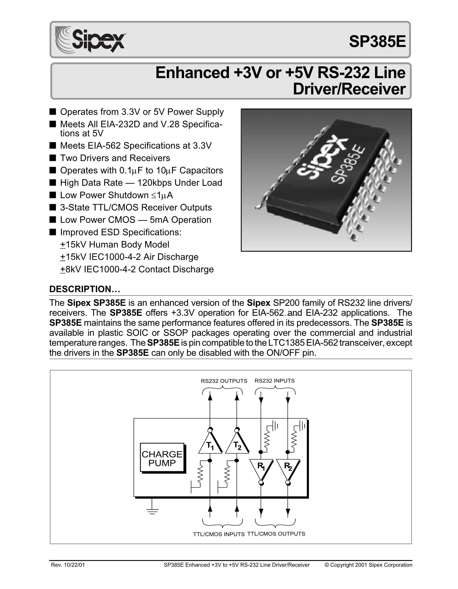 SP385ECT-L's pdf picture 1