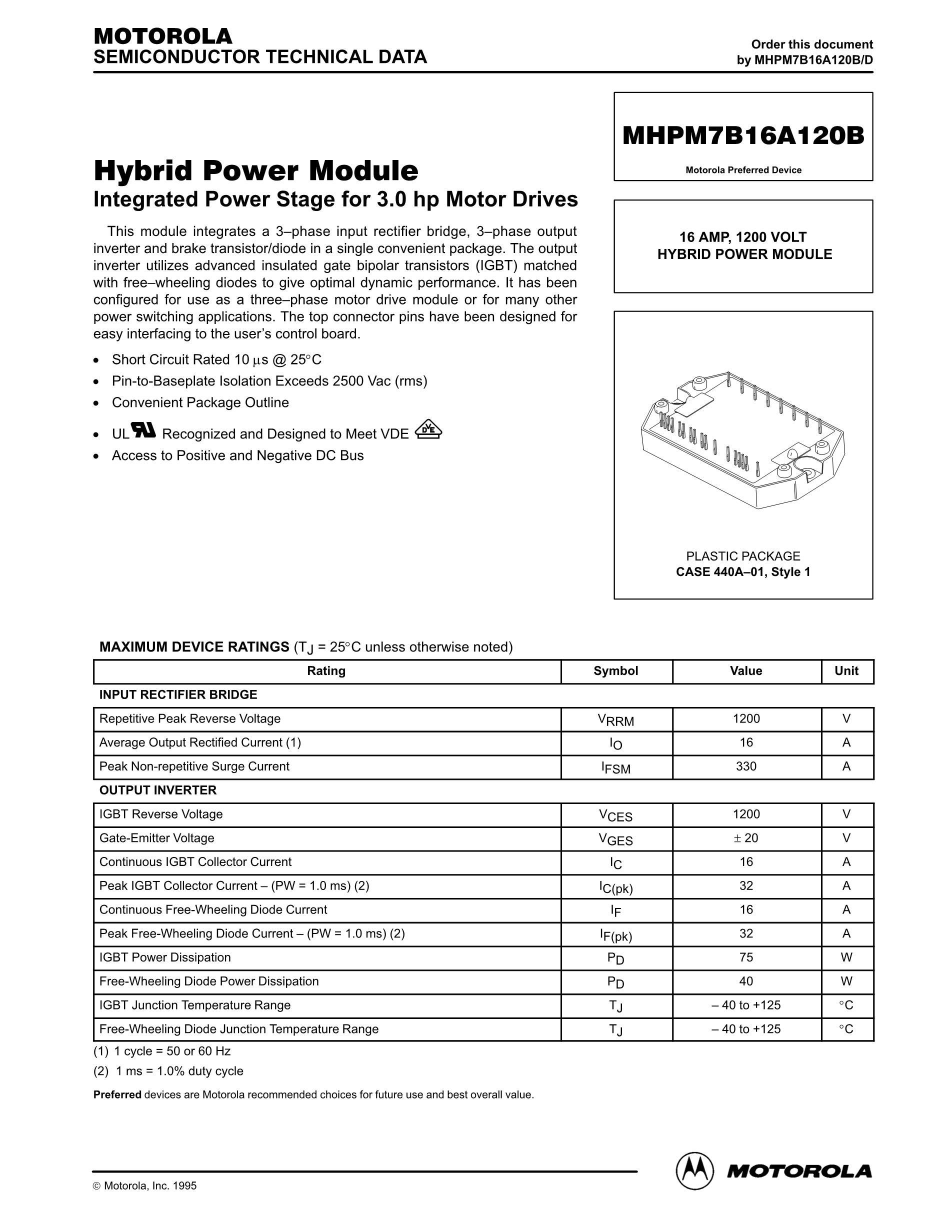 MHPM7A30A60B's pdf picture 1