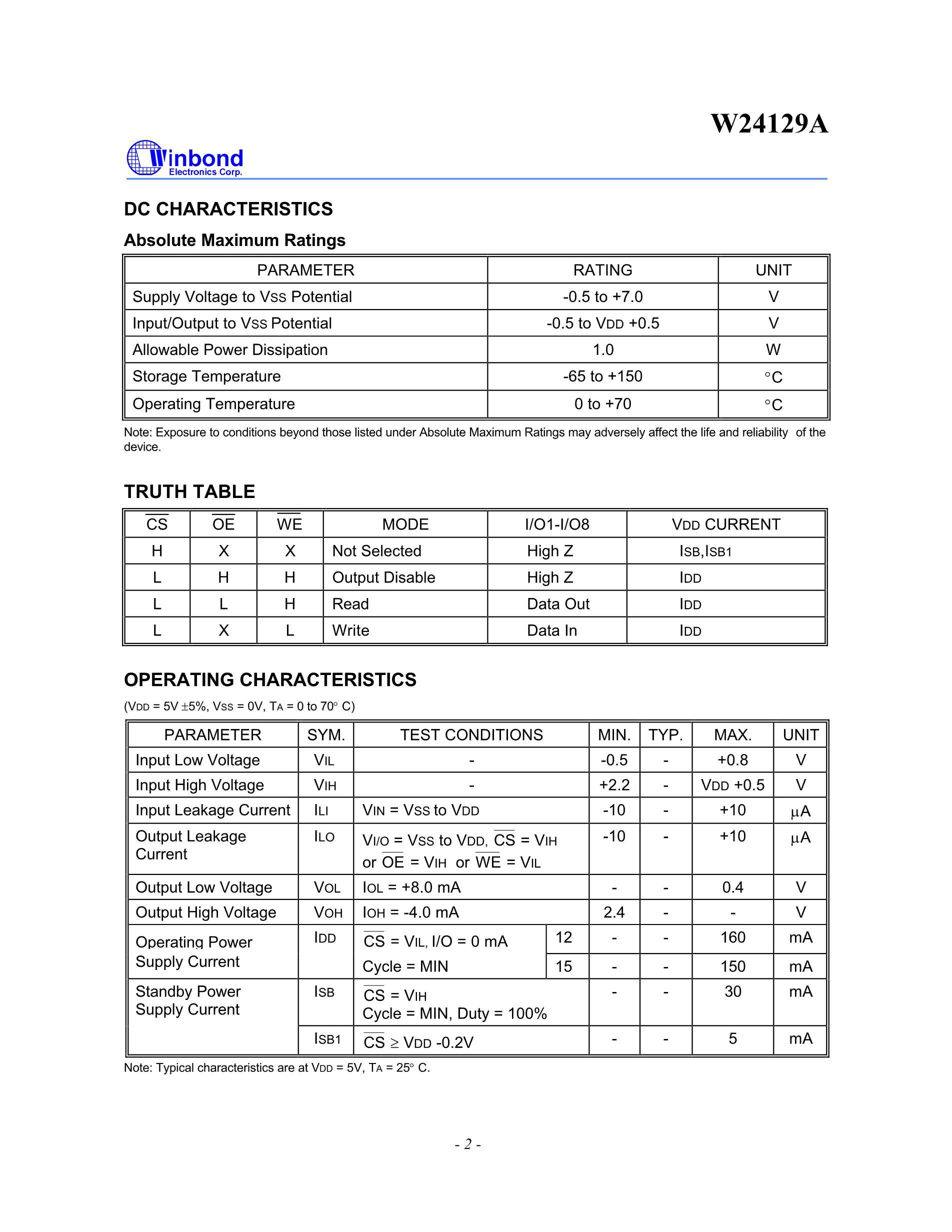 W2416-70L's pdf picture 2