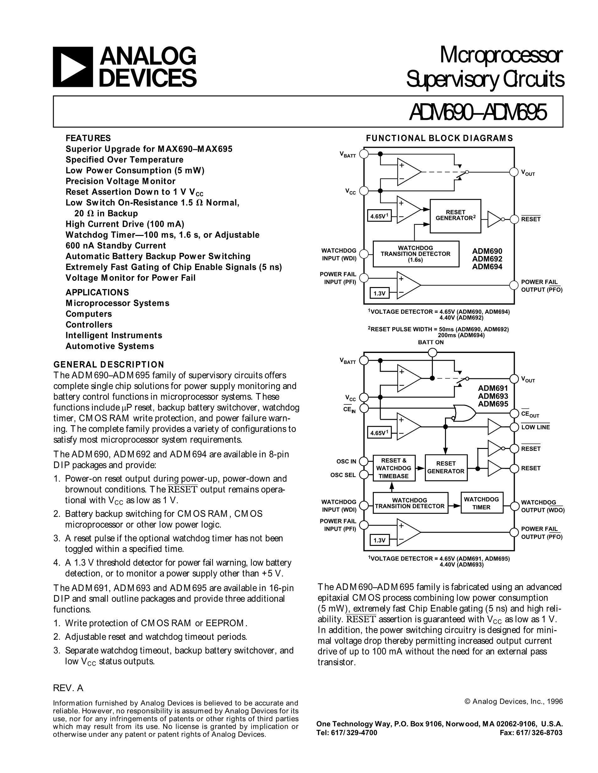 ADM690's pdf picture 1