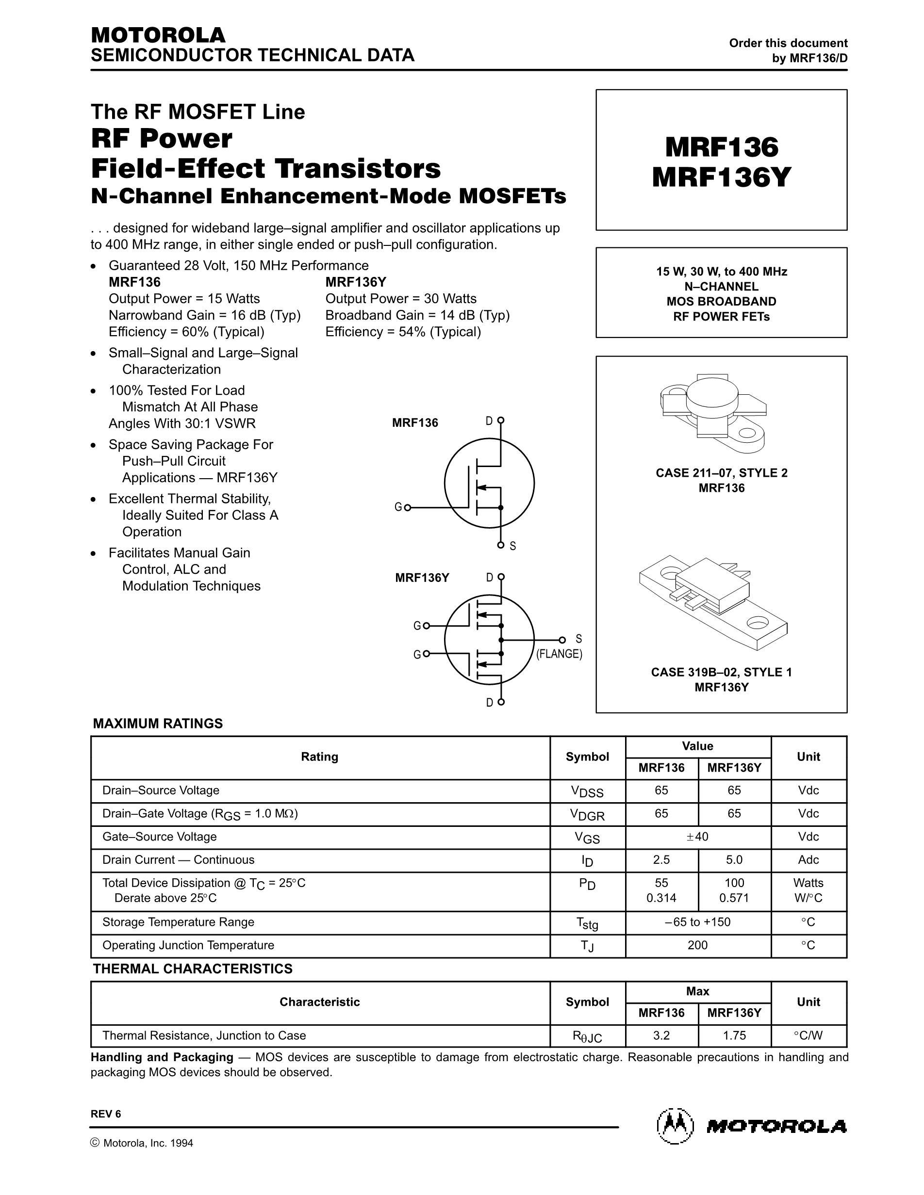 MRF181's pdf picture 1