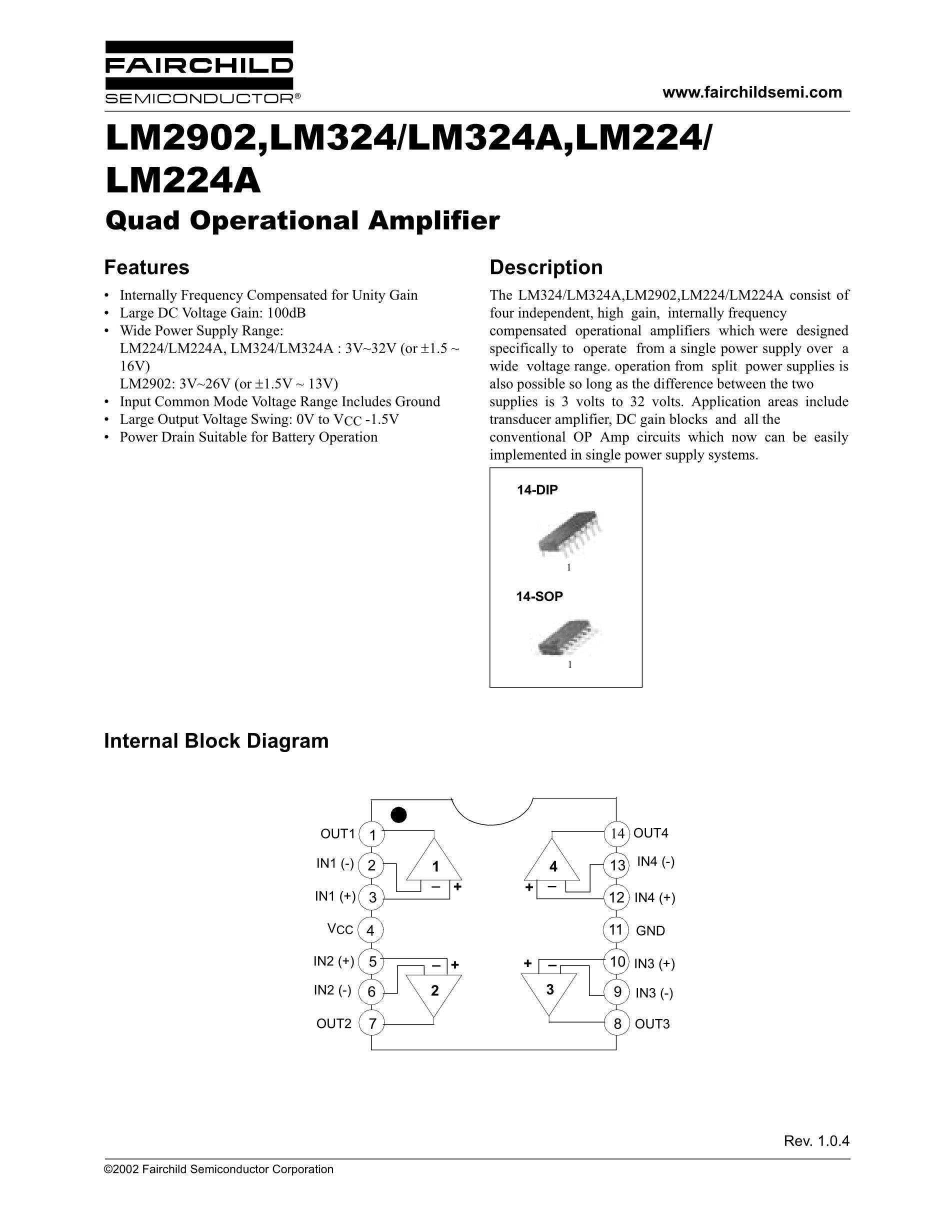 LM2902N's pdf picture 1