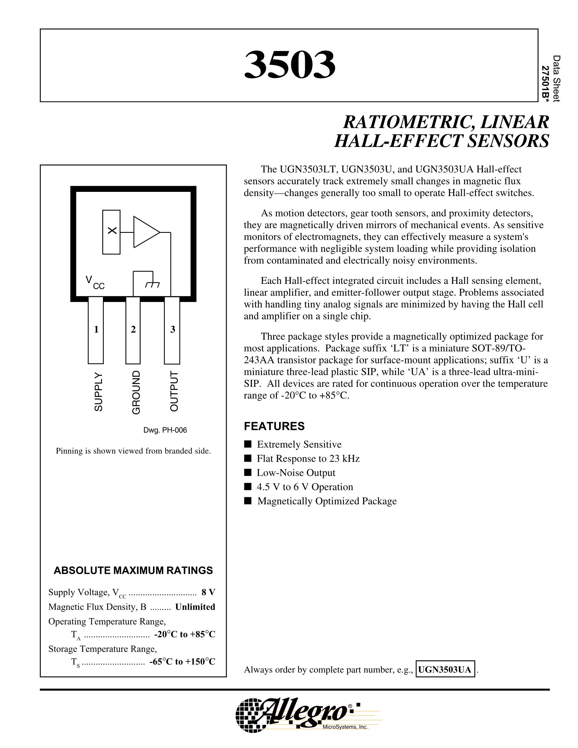 3503SMP-G1's pdf picture 1