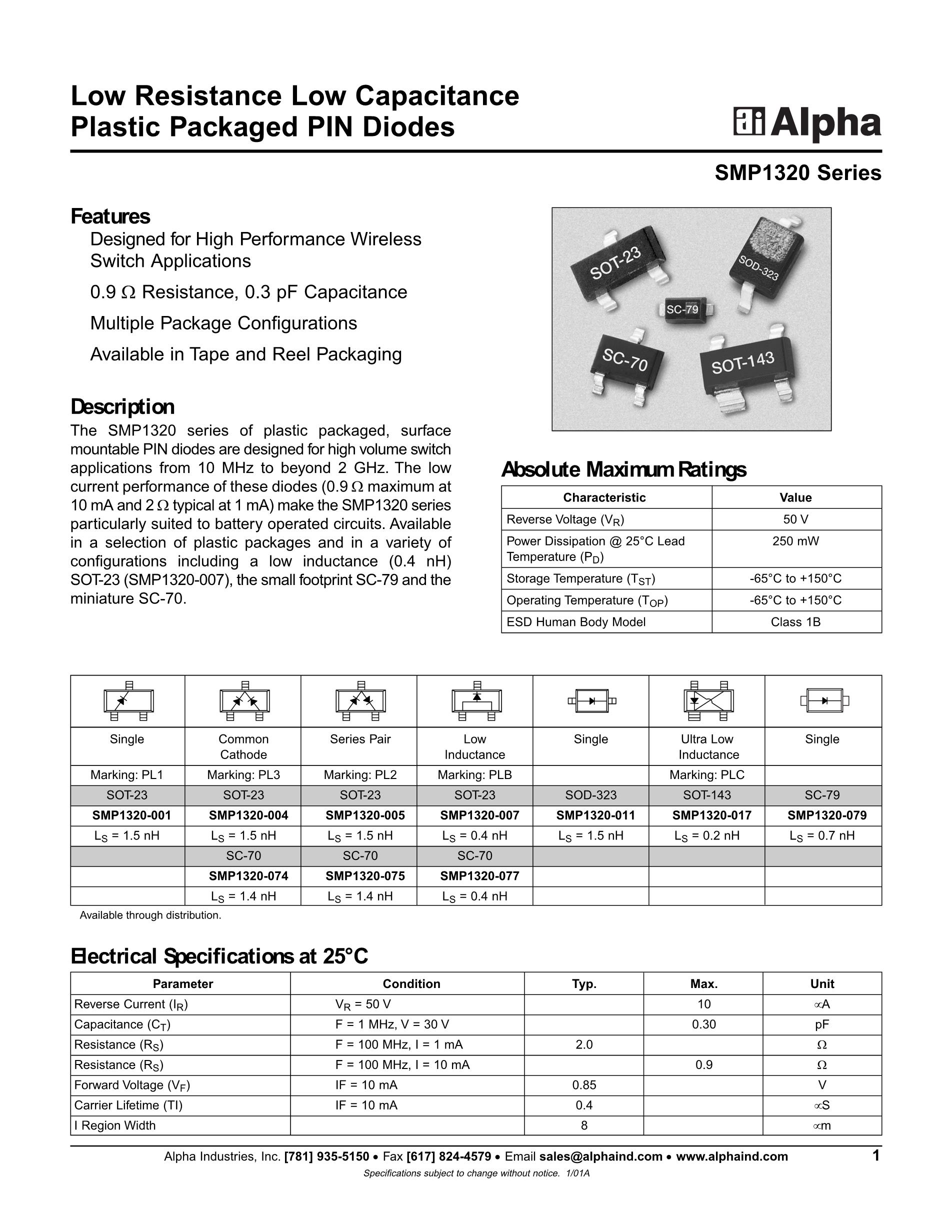 SMP-1052DB's pdf picture 1