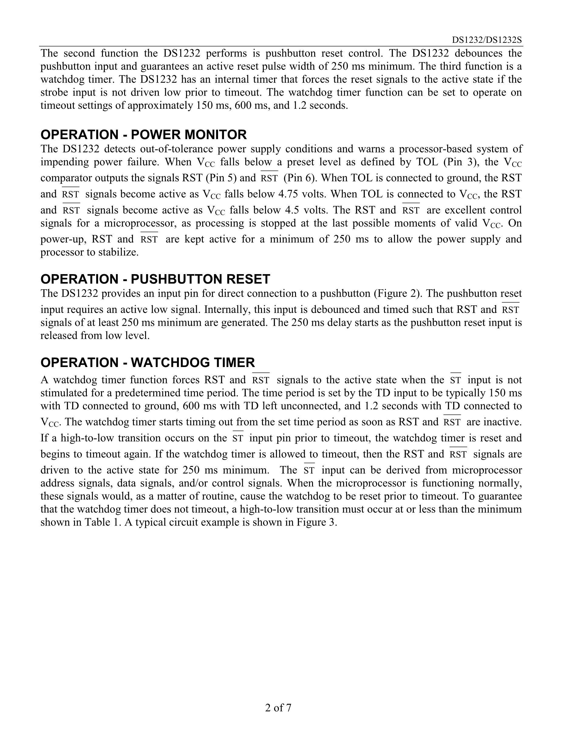 DS1232S's pdf picture 2