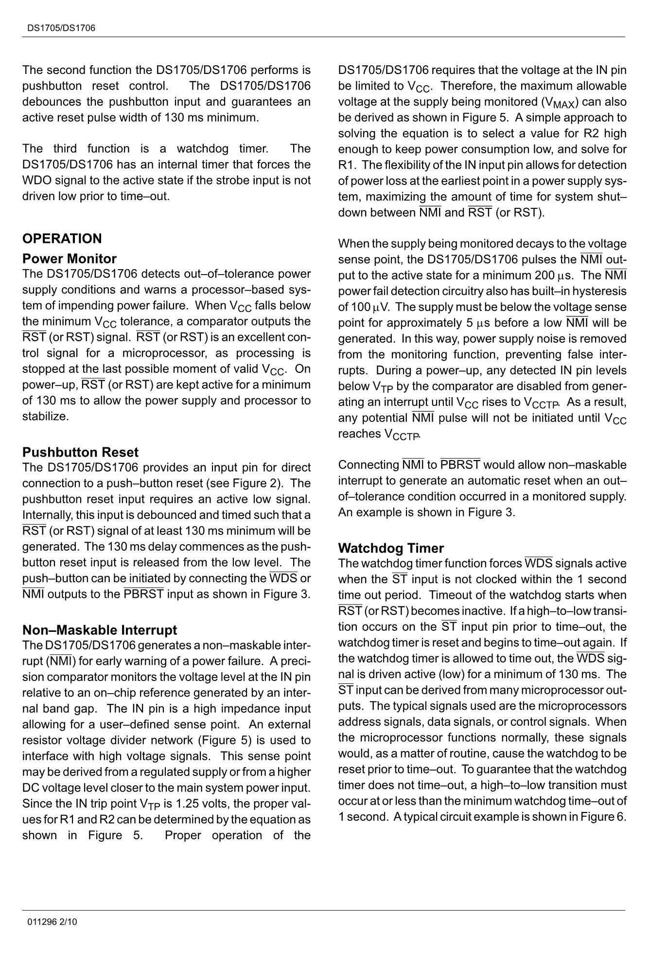DS1747W-120+'s pdf picture 2