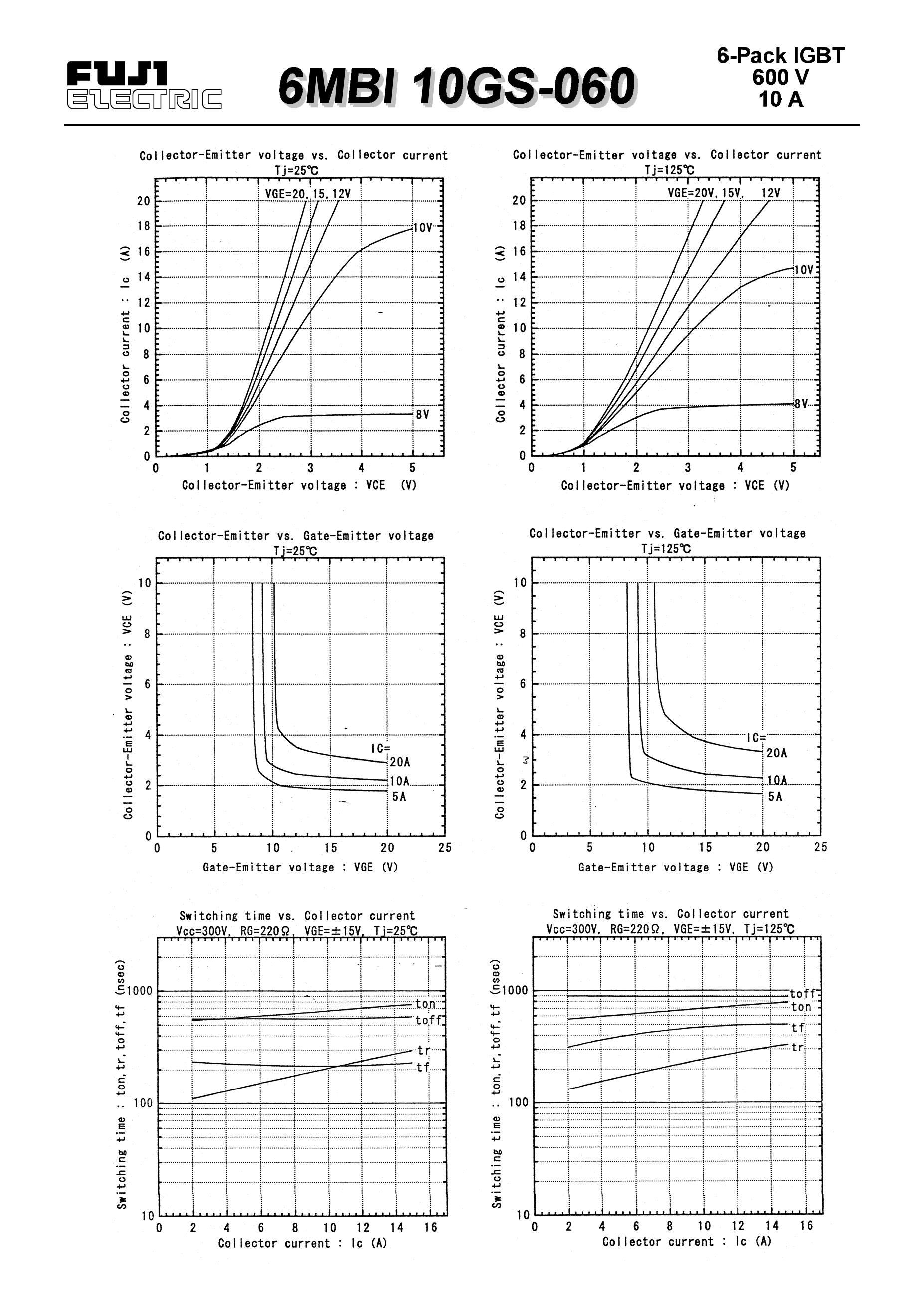 6MBI100NA-060's pdf picture 2