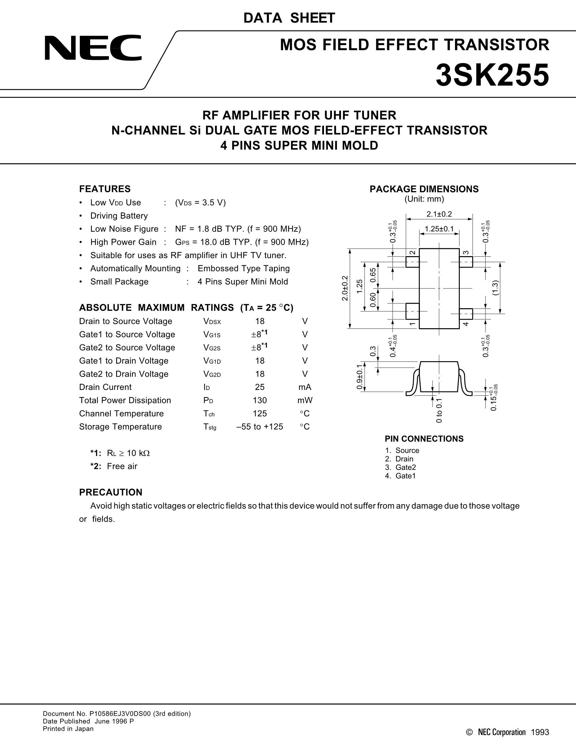 3SK235/XY's pdf picture 1