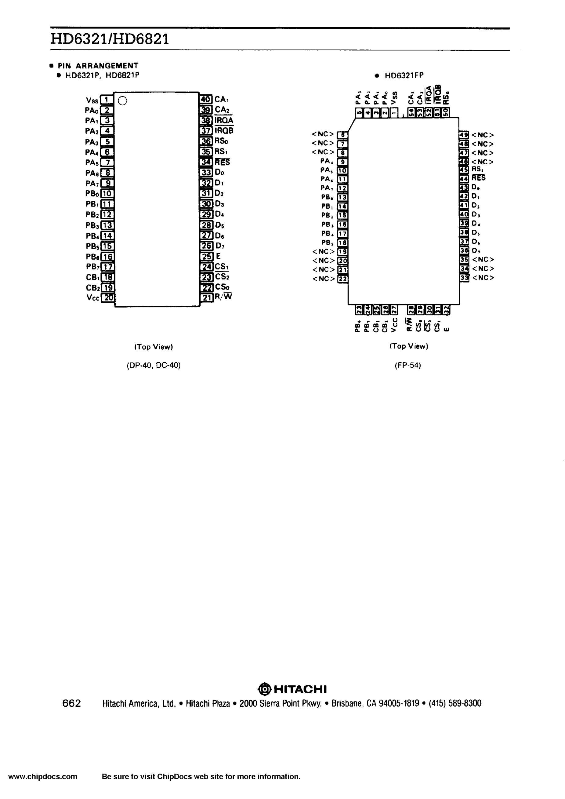 HD6805V1A30P's pdf picture 3