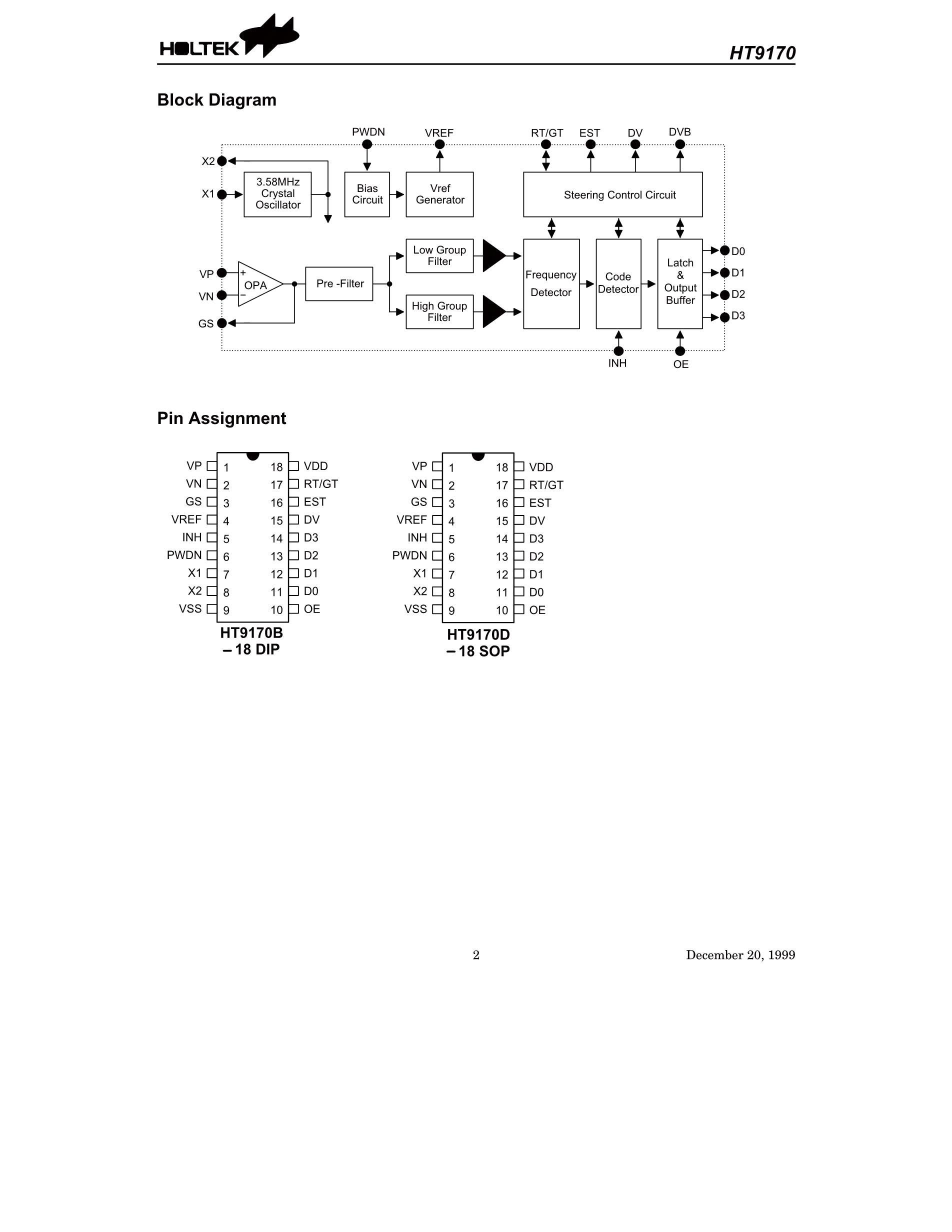 HT9170's pdf picture 2