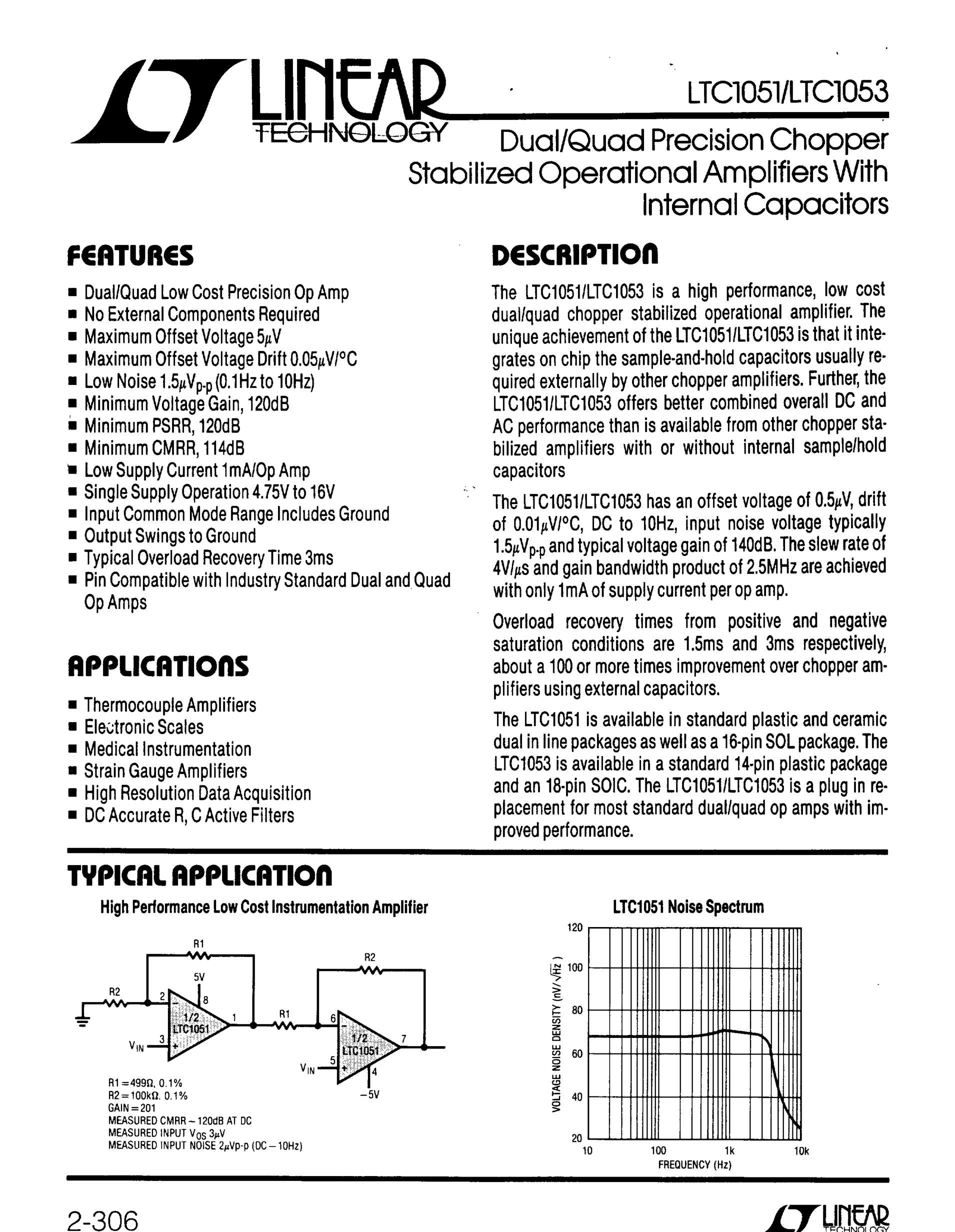 LTC1293BCSW#PBF's pdf picture 1