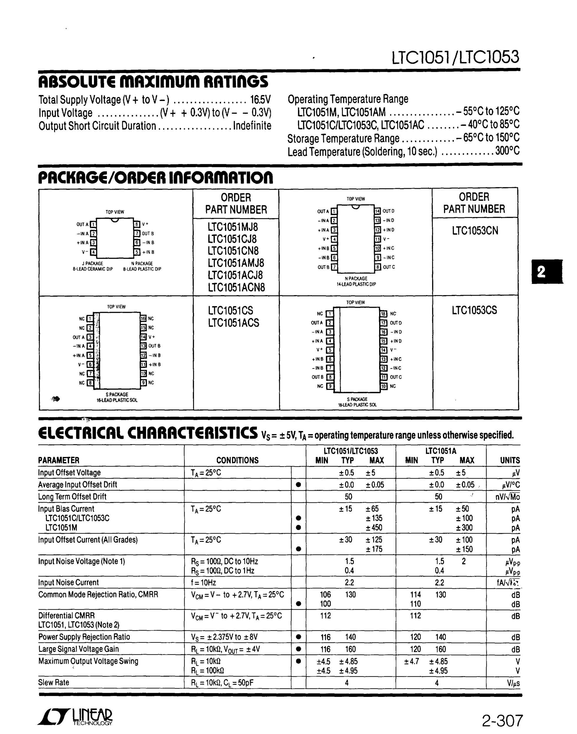 LTC1293BCSW#PBF's pdf picture 2