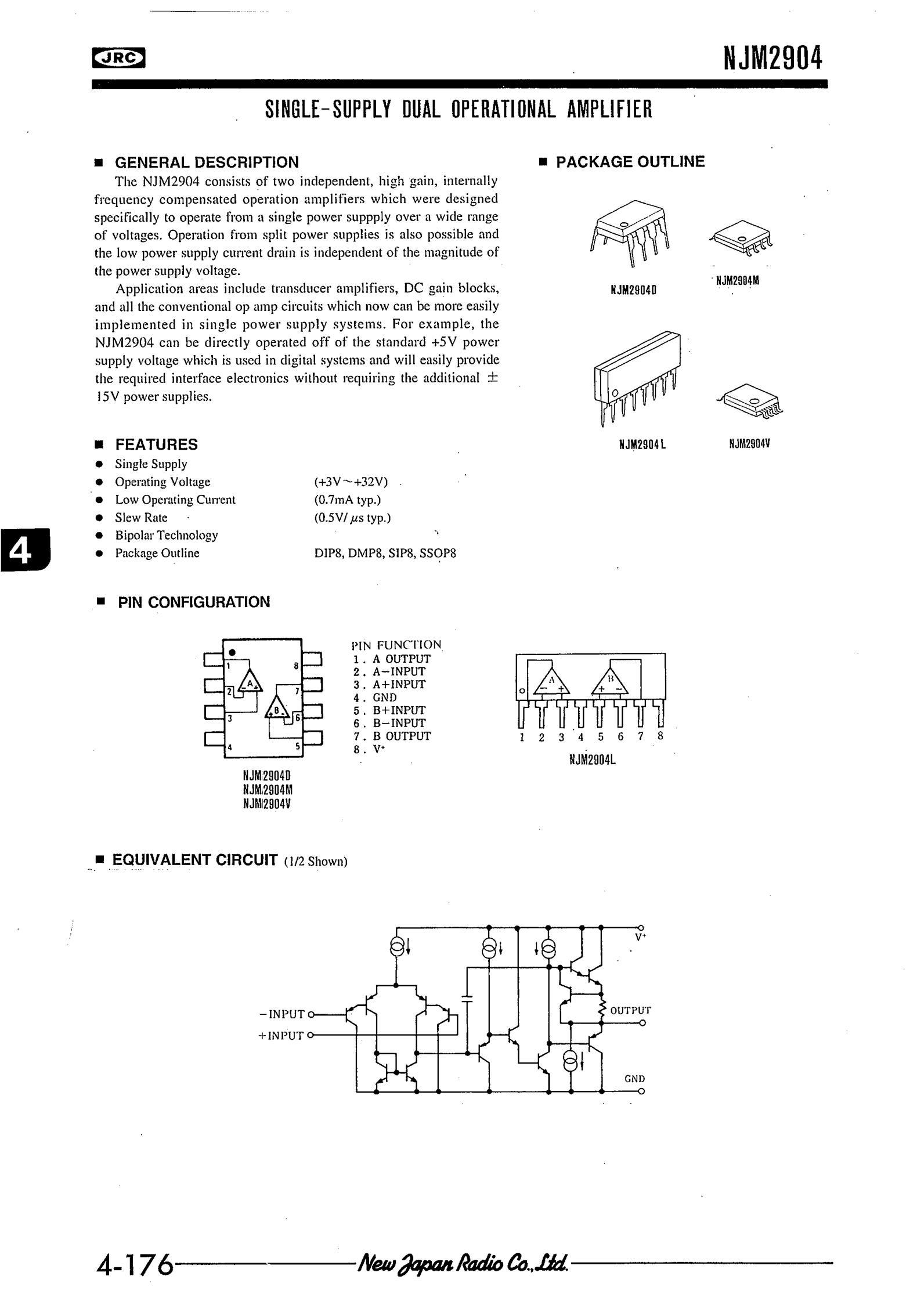 NJM2904M's pdf picture 1