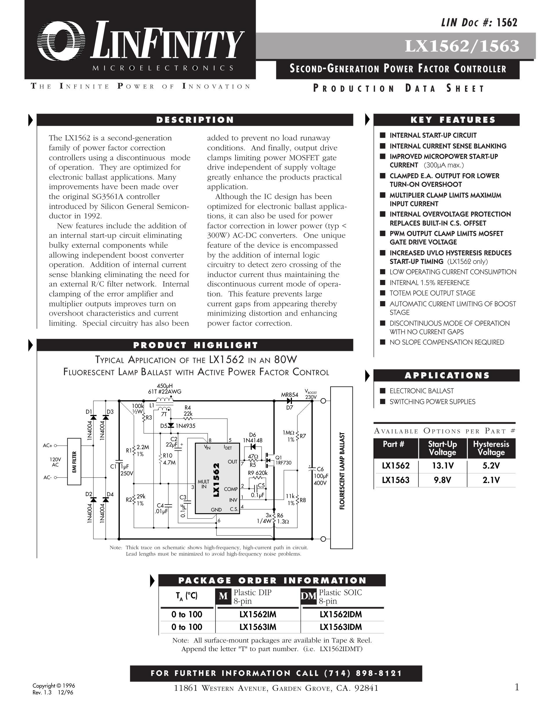 LX1562IM's pdf picture 1