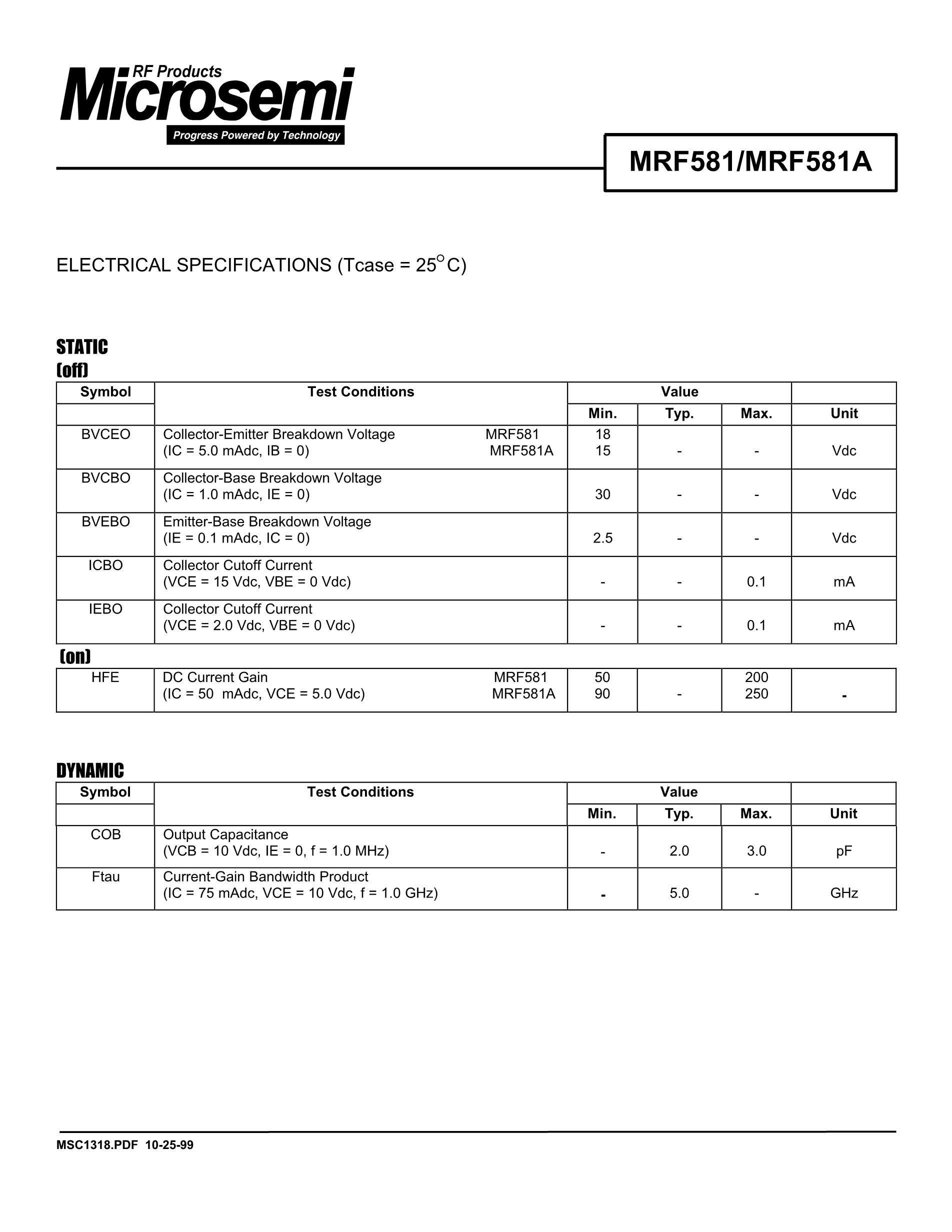 MRF5S19060NBR1  MRF5S19060NB's pdf picture 2