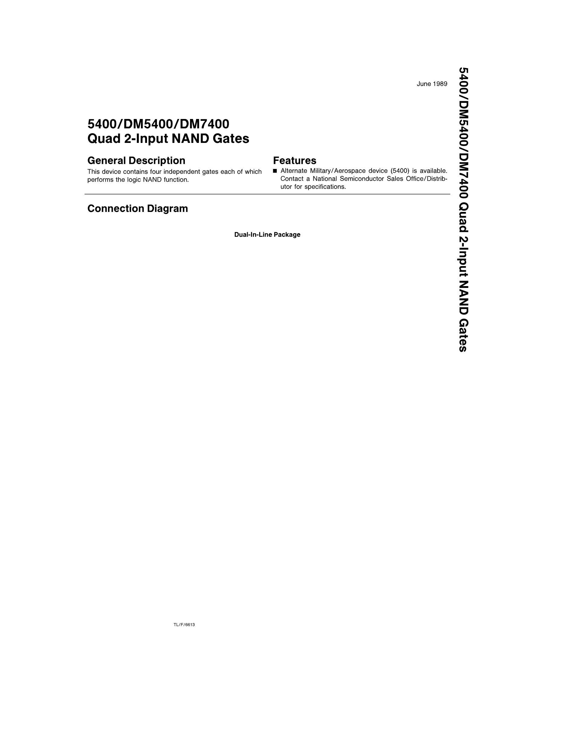 DM54LS32's pdf picture 1