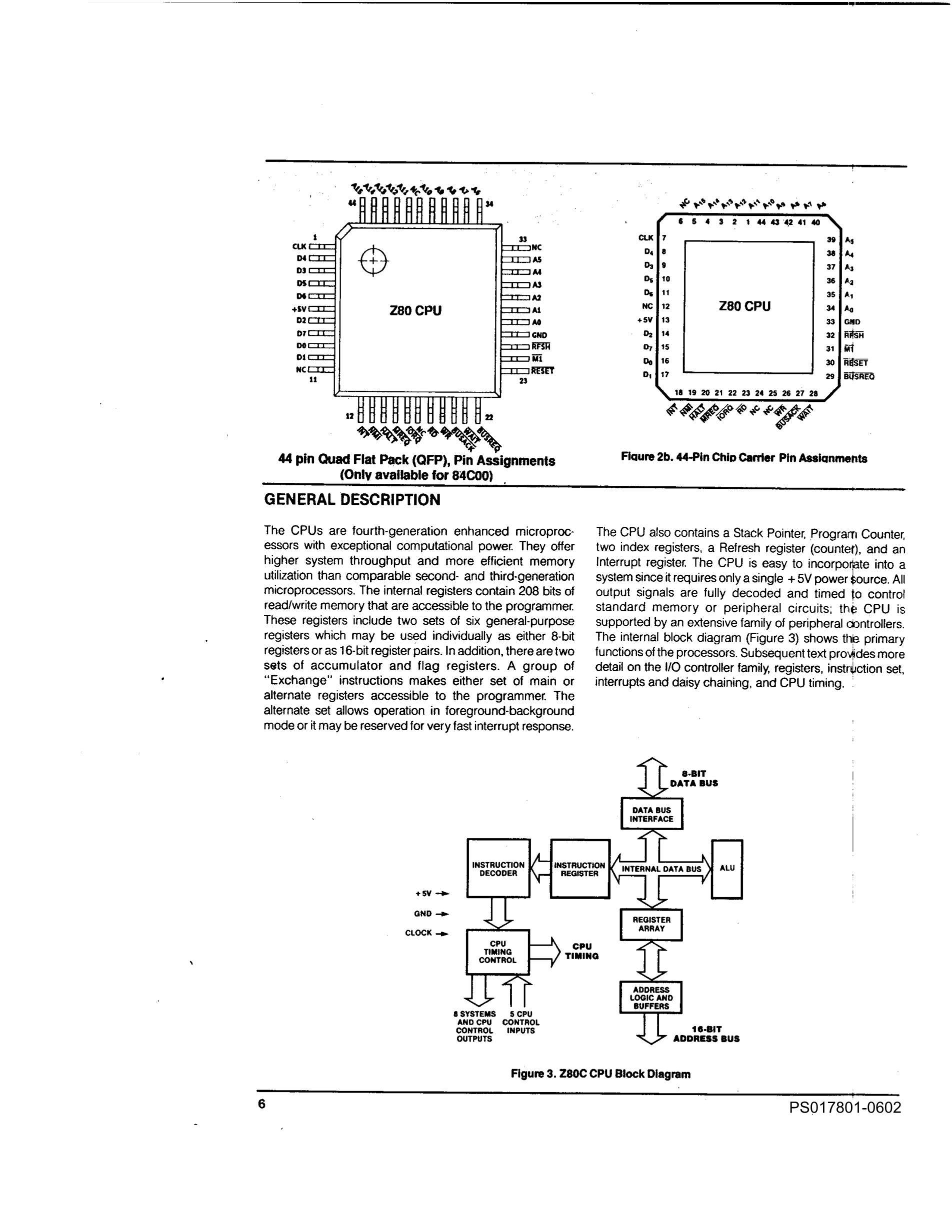 Z84C4008PEC's pdf picture 2