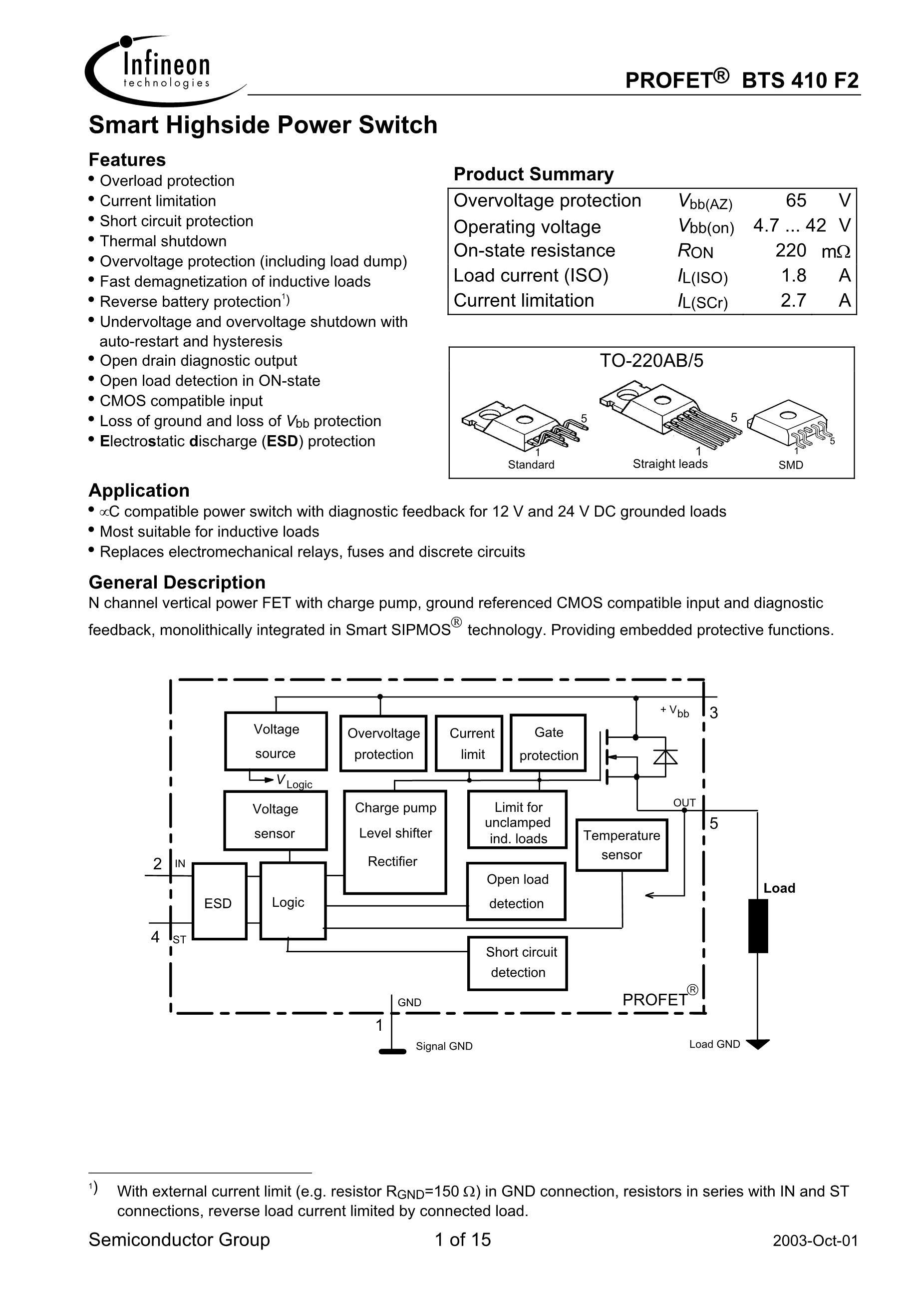 BTS410F2's pdf picture 1