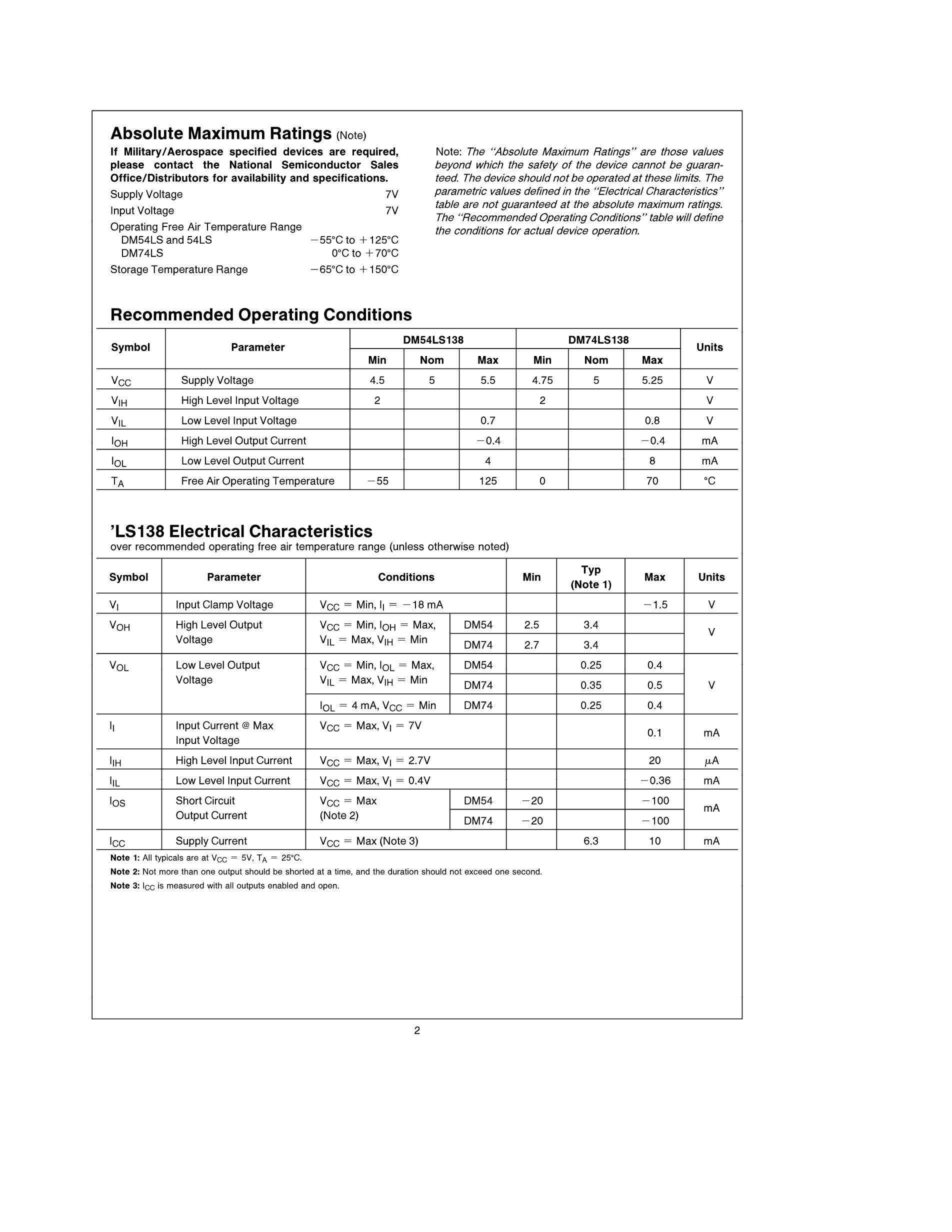 54LS161AJ's pdf picture 2