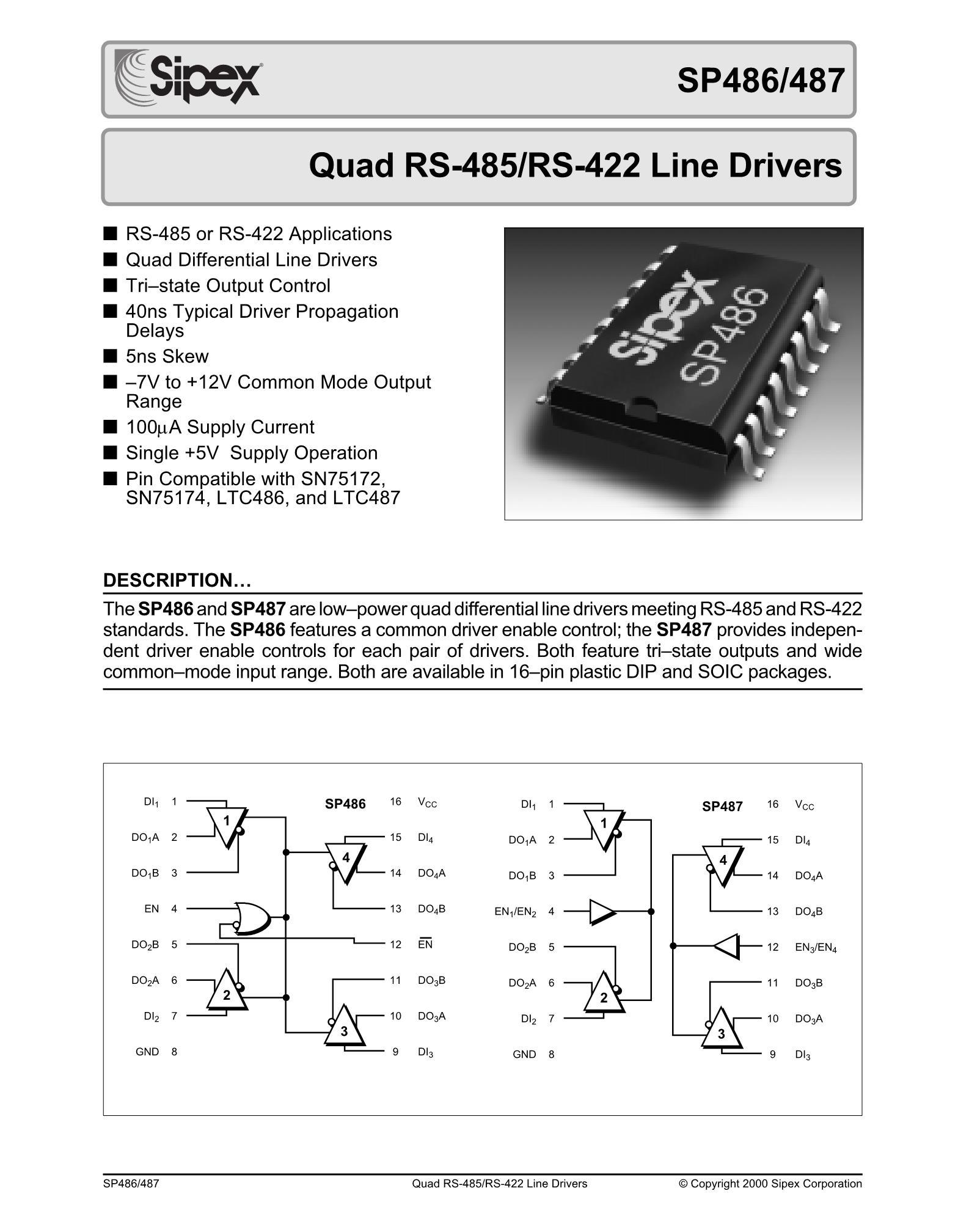 SP485EEN-L's pdf picture 1