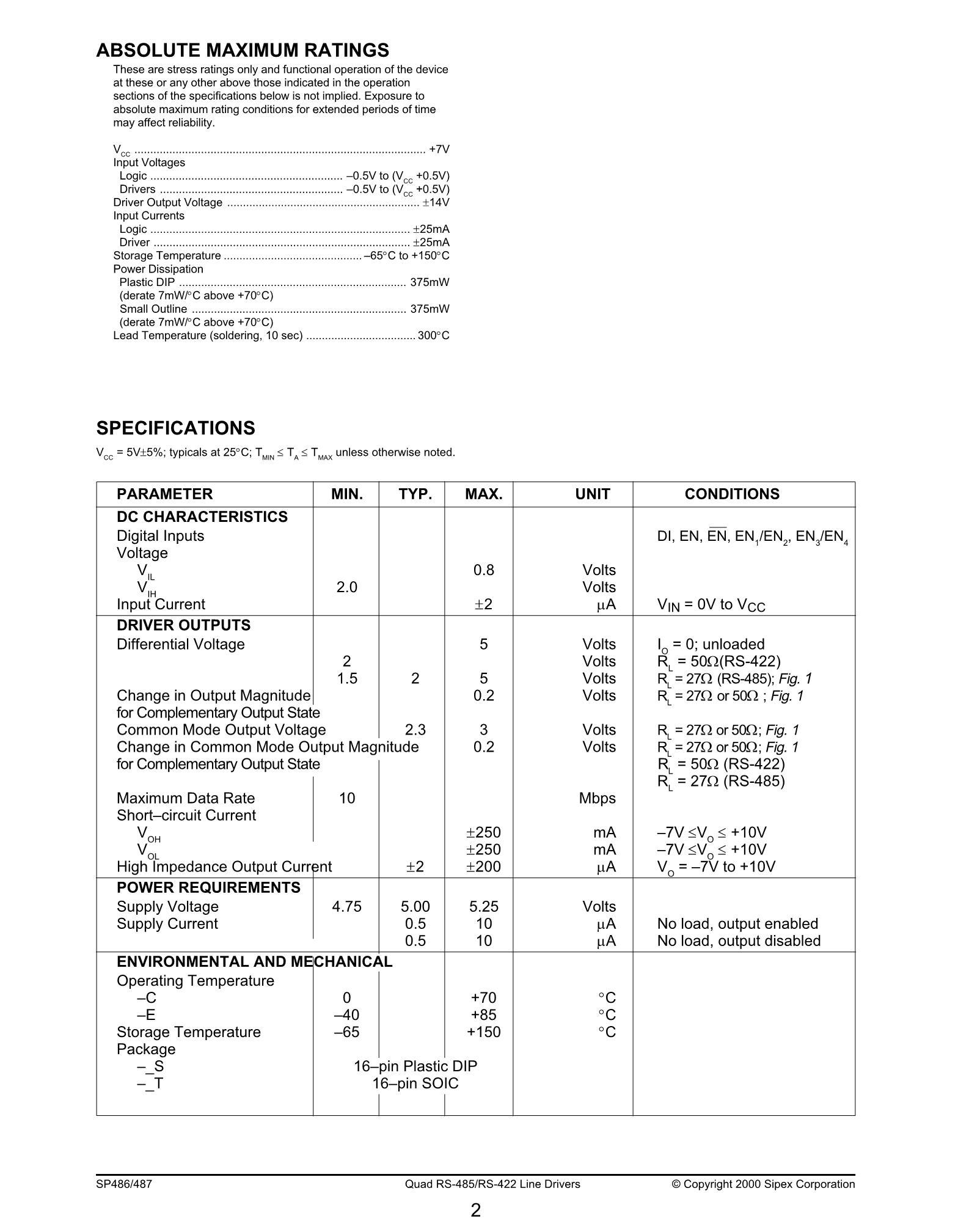 SP485EEN-L's pdf picture 2