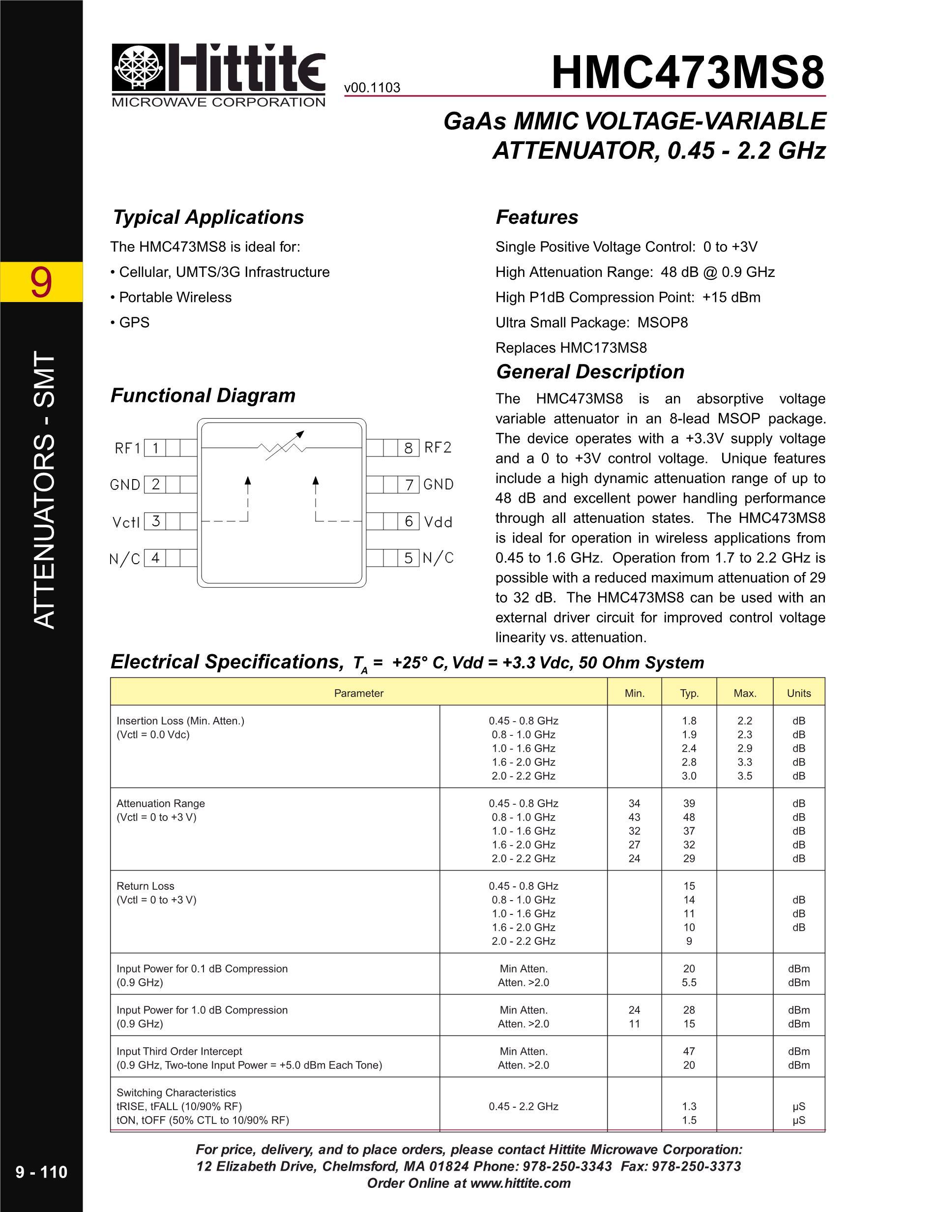 HMC476MP8's pdf picture 1