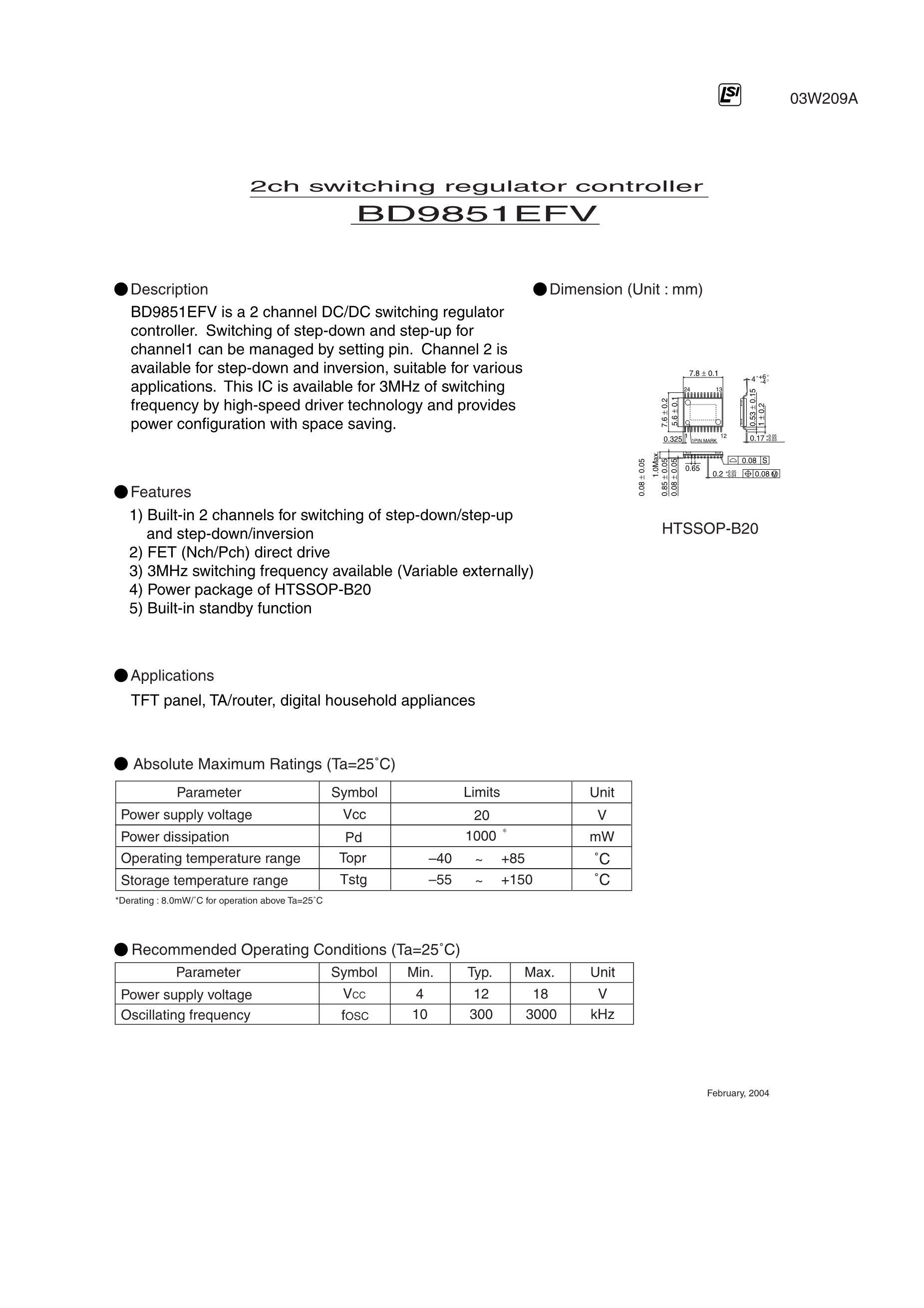 BD9859EFJ-E2's pdf picture 1