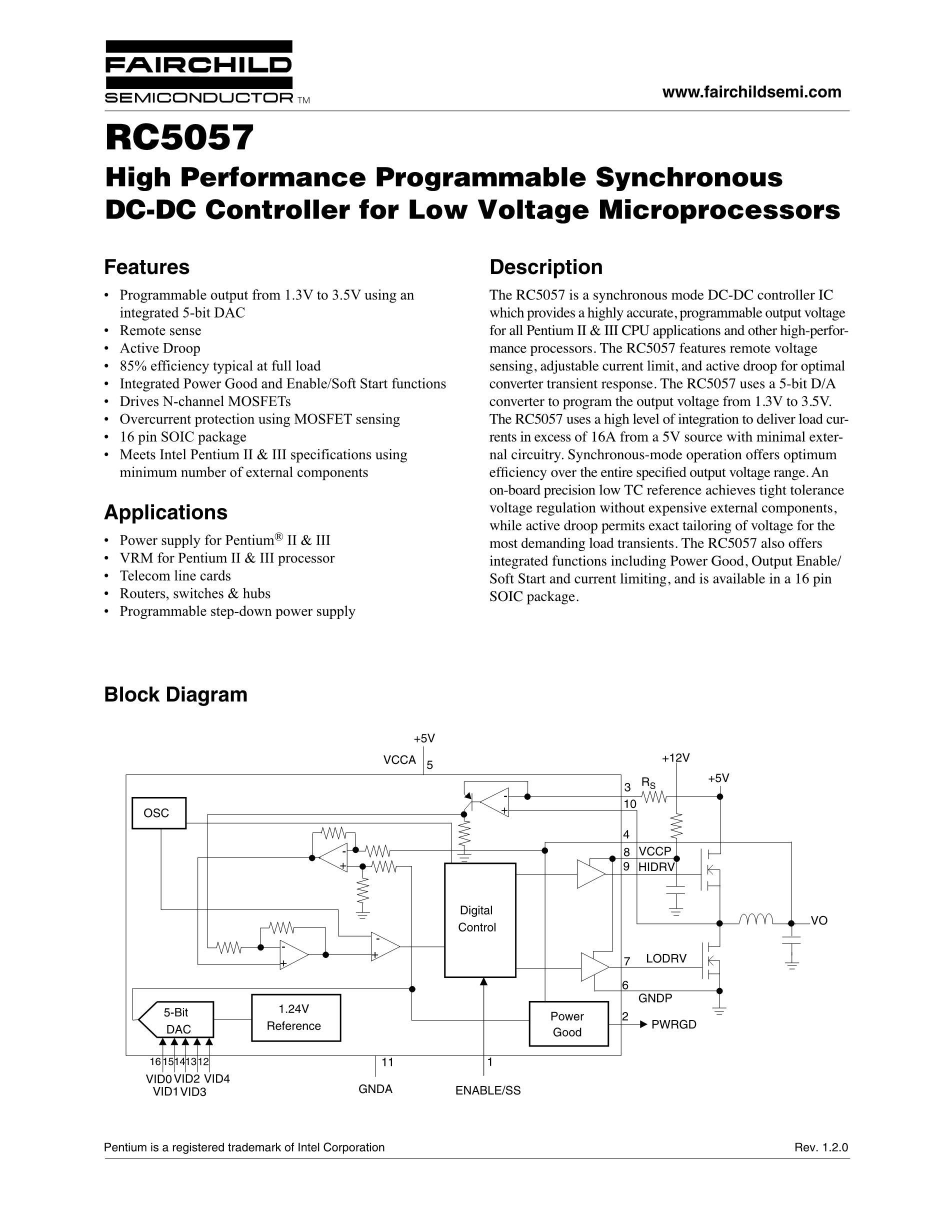 RC5055MA's pdf picture 1