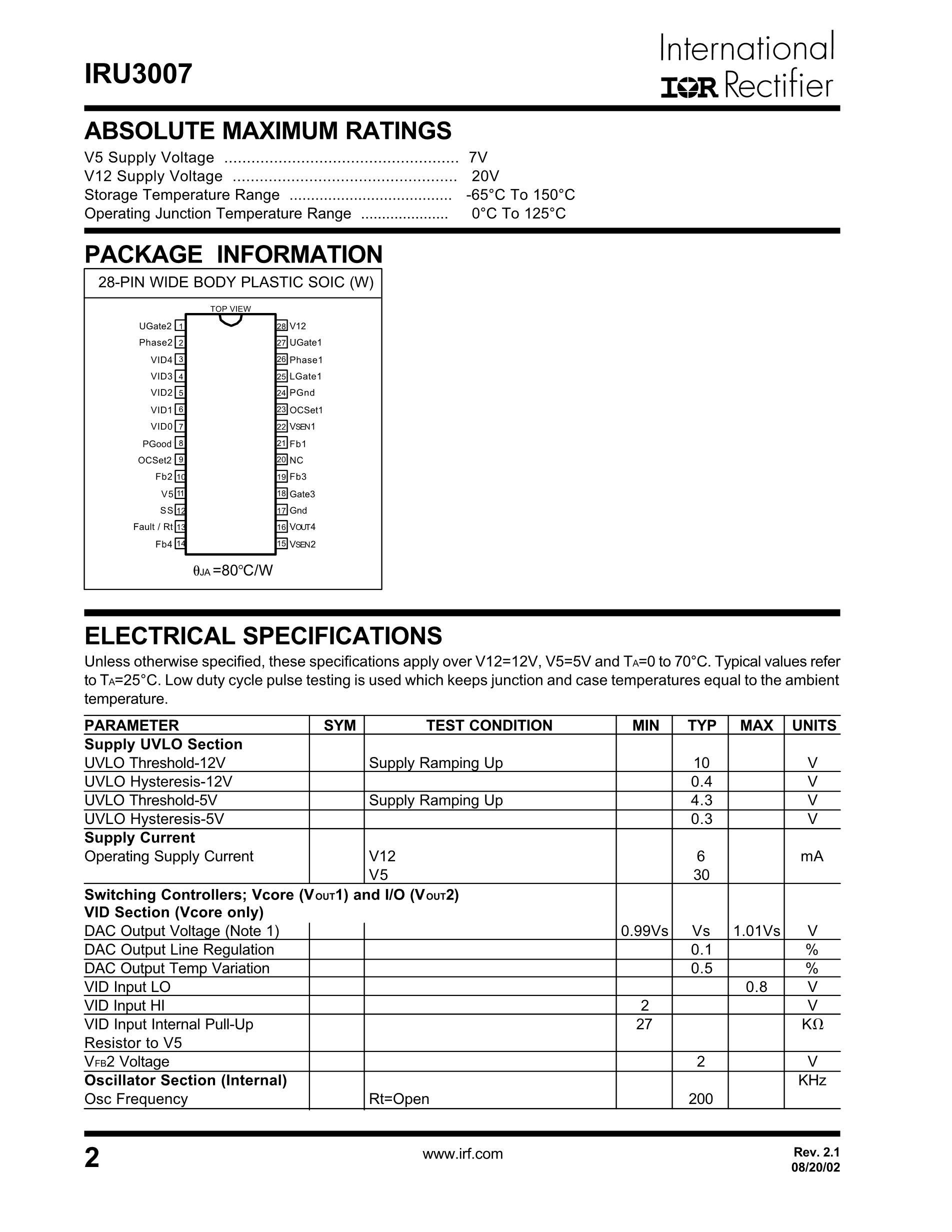 IRLR3103TRPBF's pdf picture 2