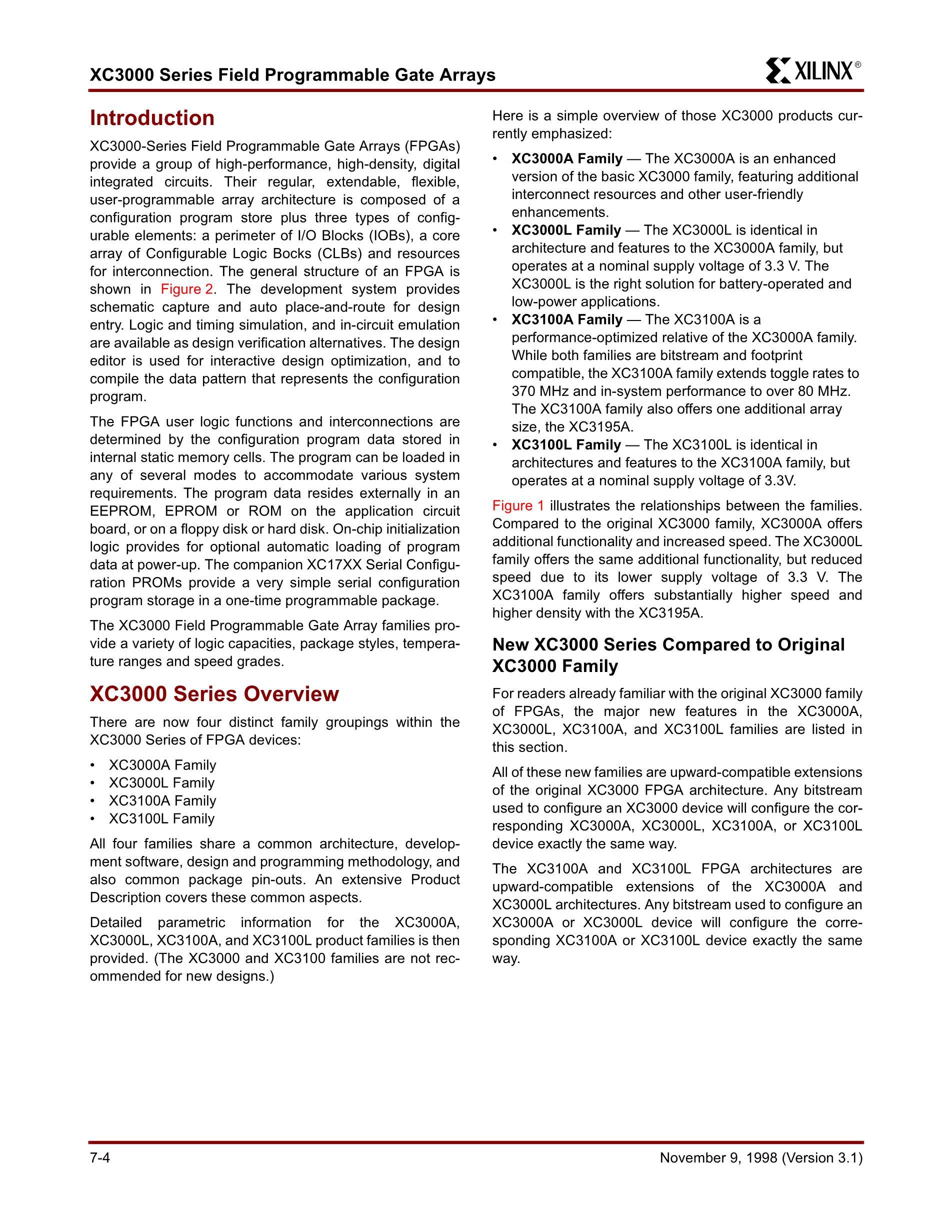 XC3042ATQ144's pdf picture 2