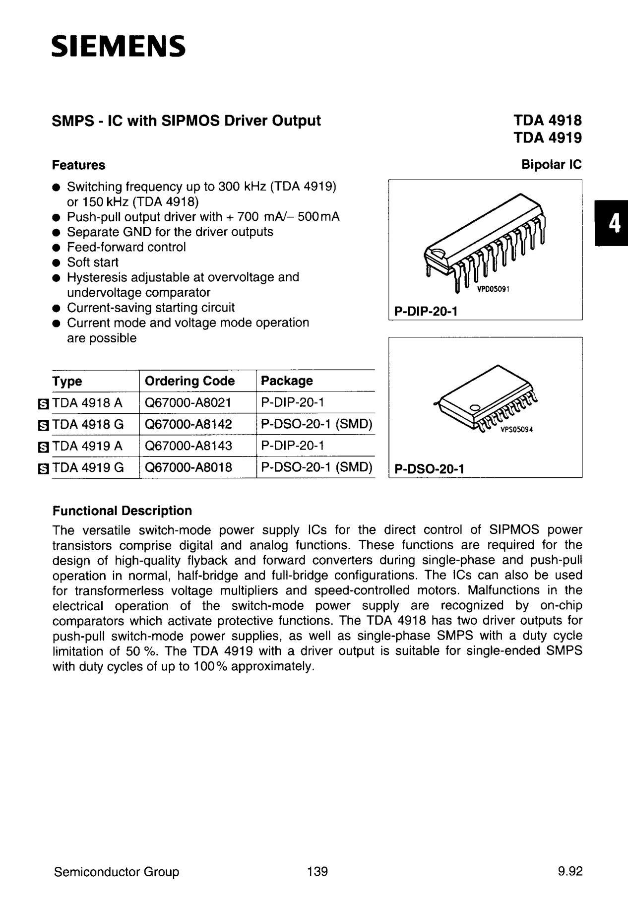 TDA4601's pdf picture 1