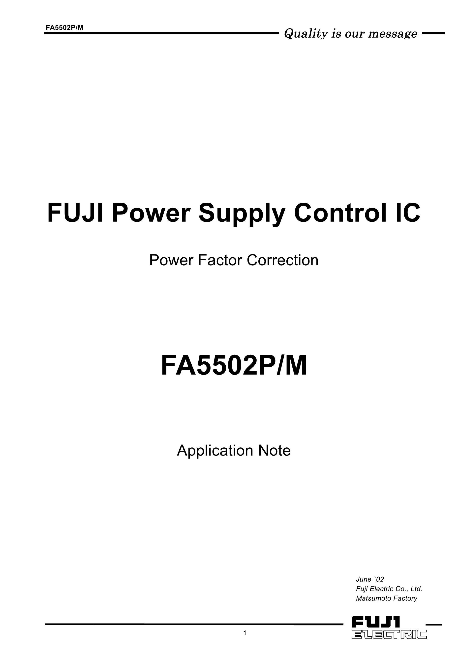 FA5590N's pdf picture 1