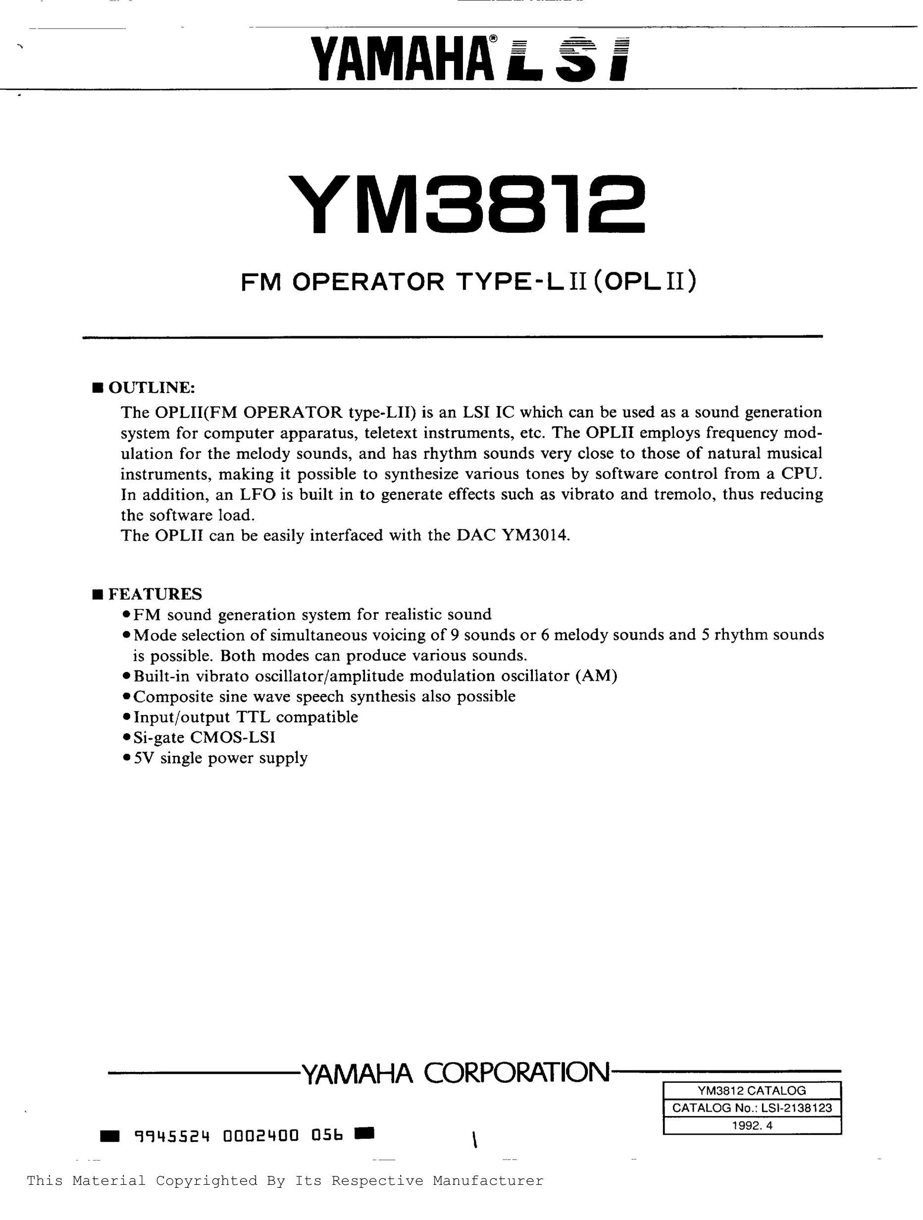 YAMAHA's pdf picture 1