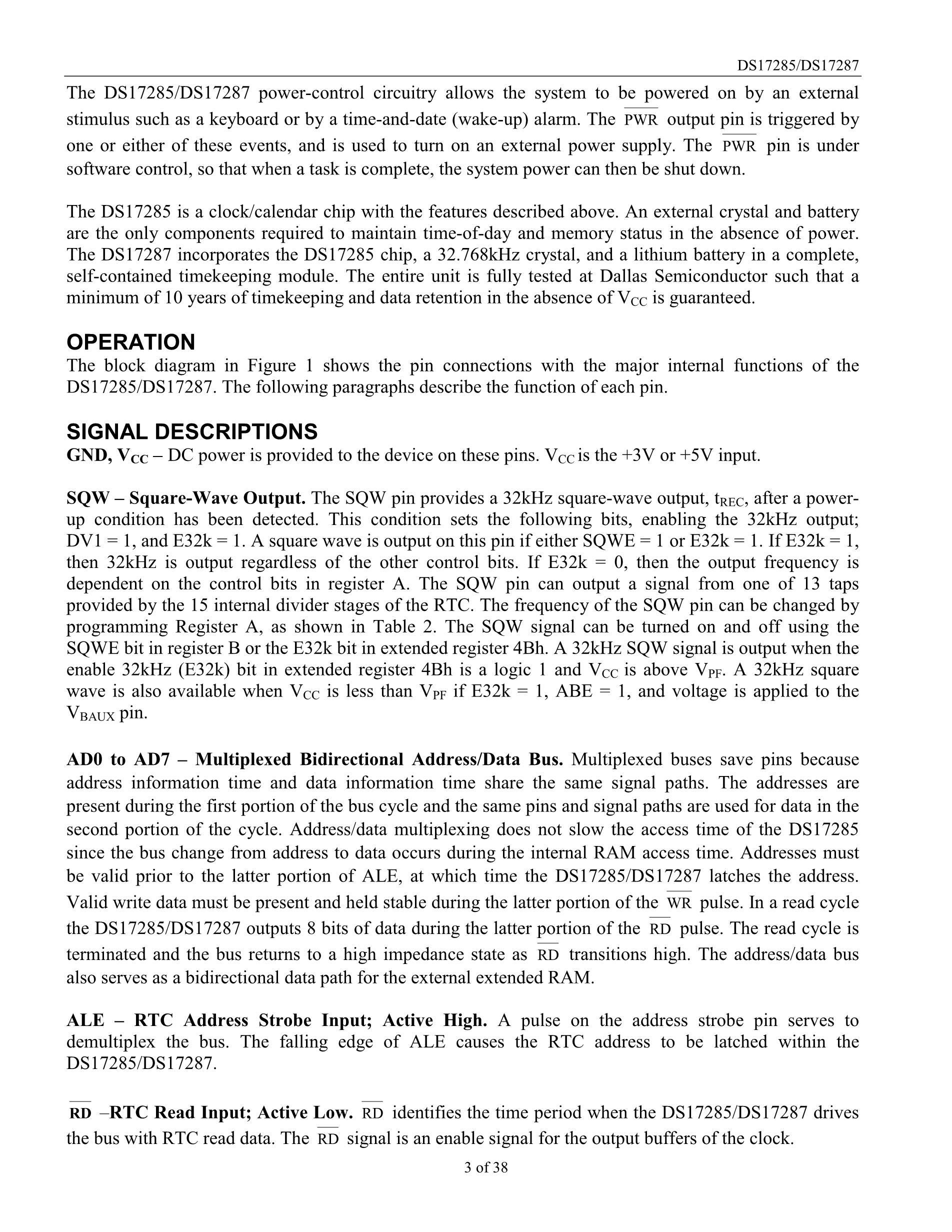 DS17285S-3+'s pdf picture 3