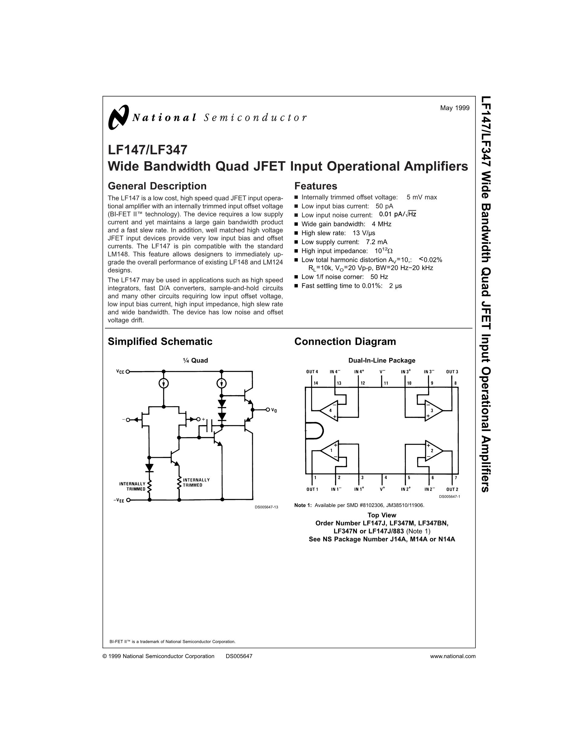 LF347BM's pdf picture 1