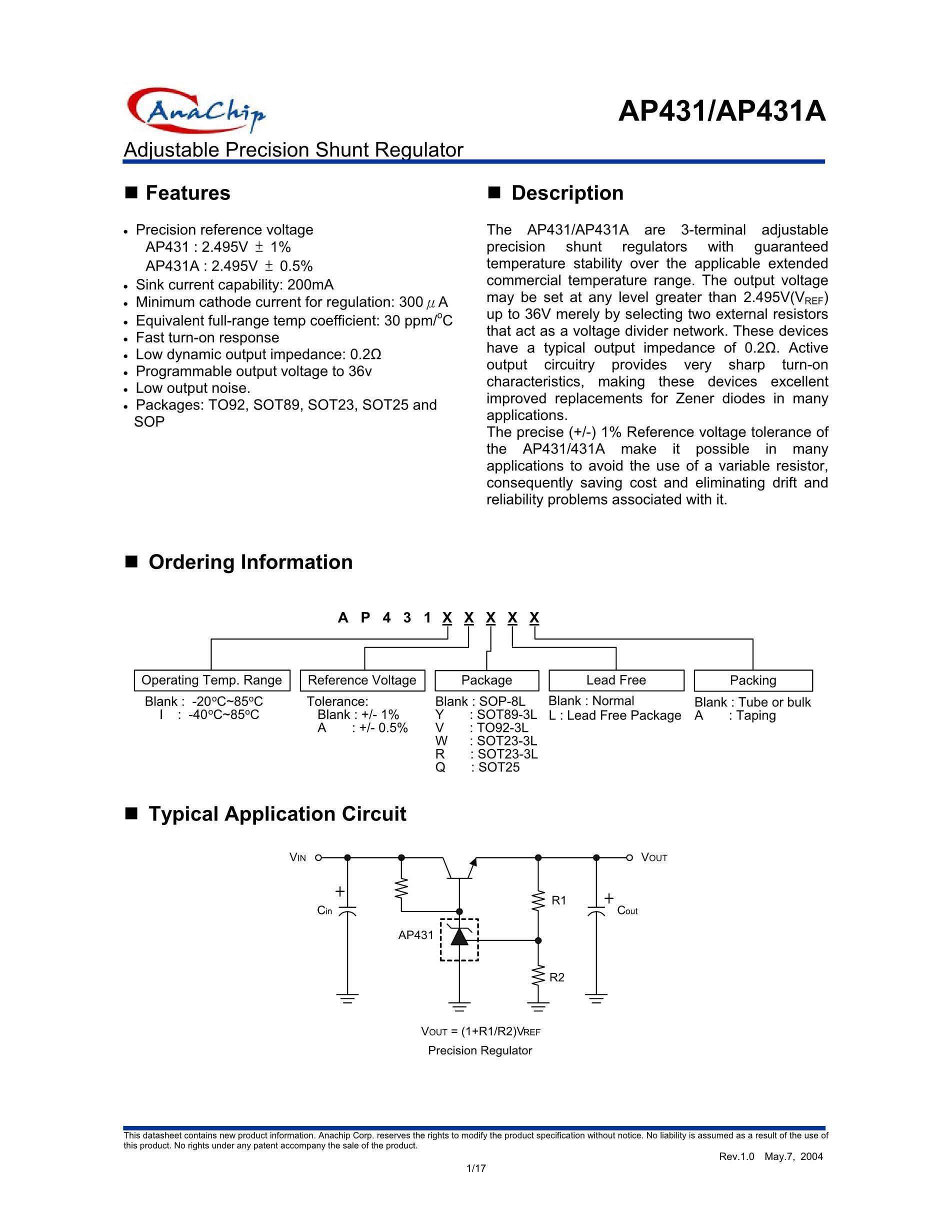 AP4341SNTR-G1's pdf picture 1