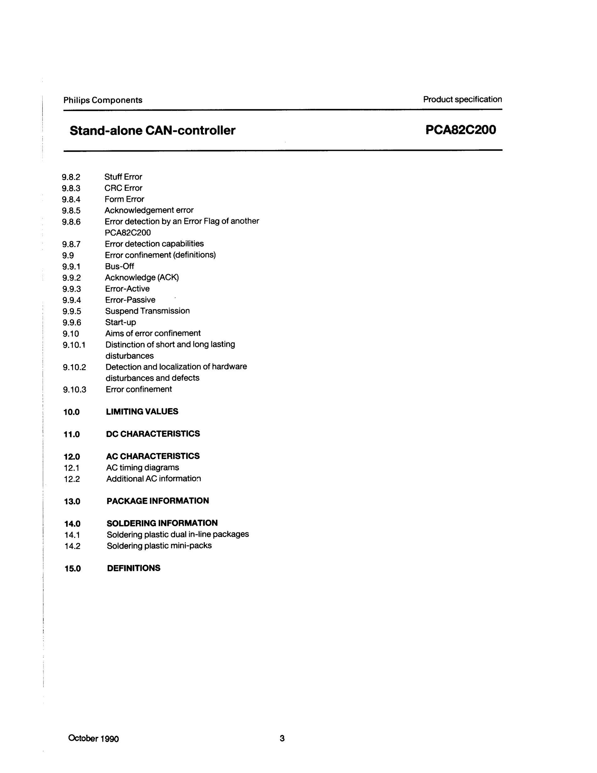PCA8521BT/012's pdf picture 3
