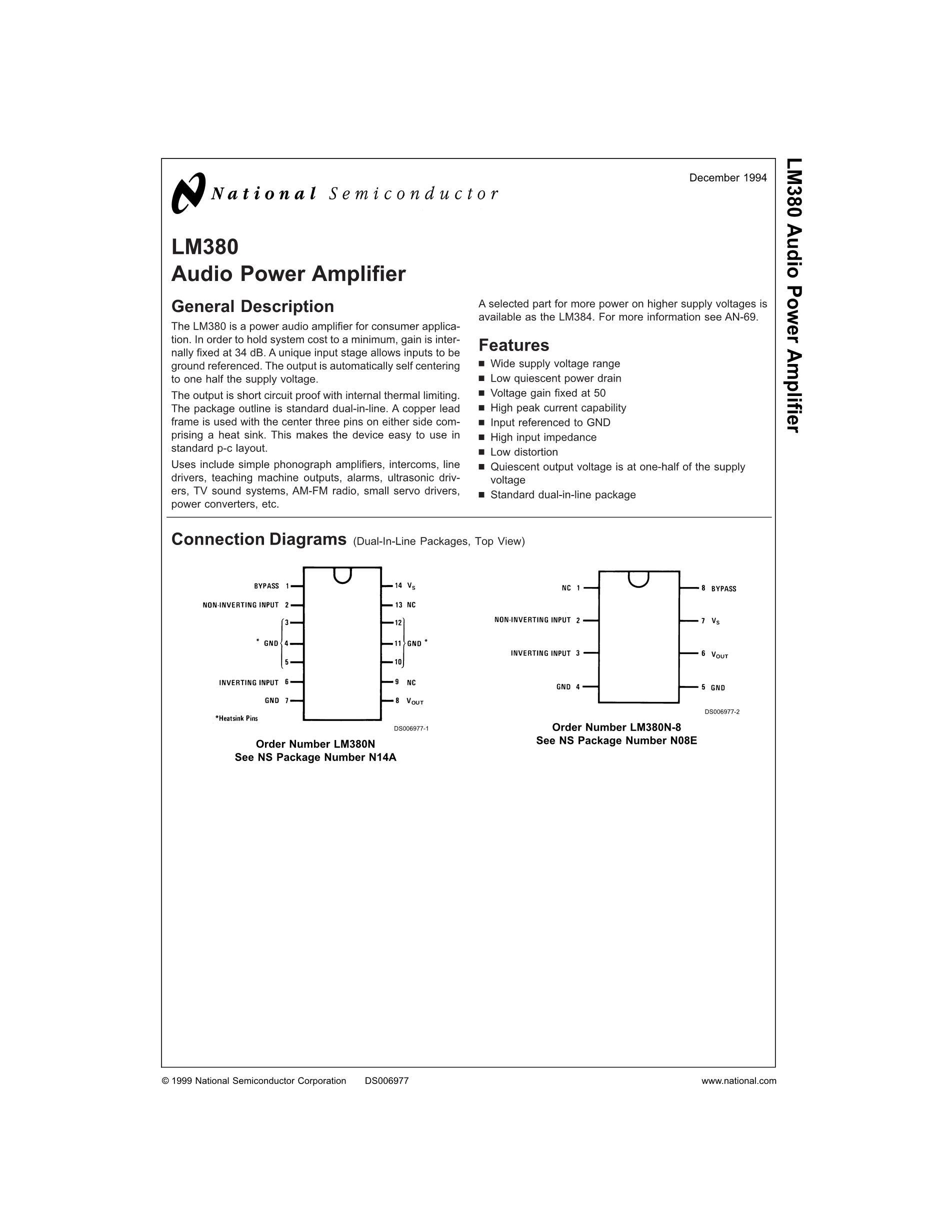 LM3880MF-1AA/NOPB's pdf picture 1