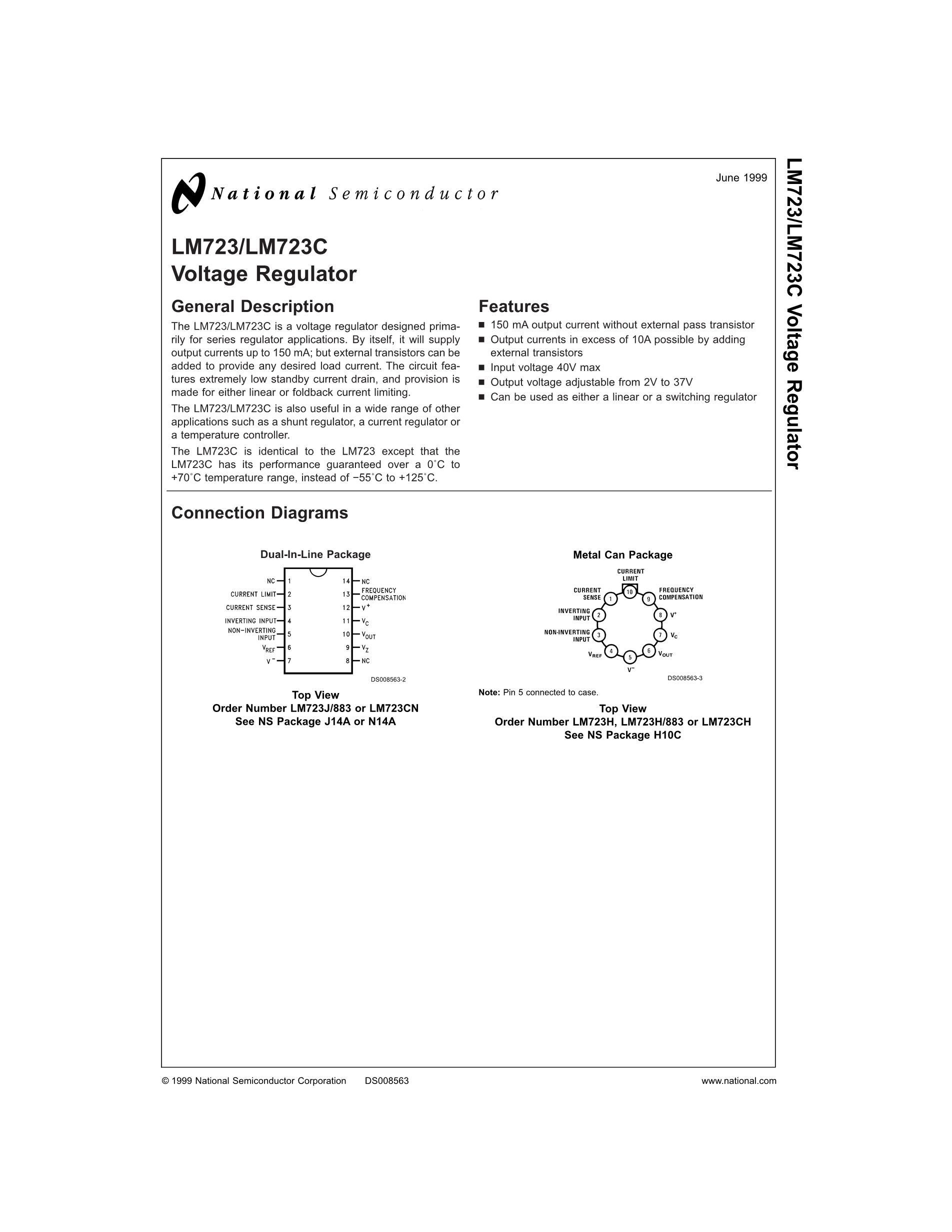 LM723F's pdf picture 1