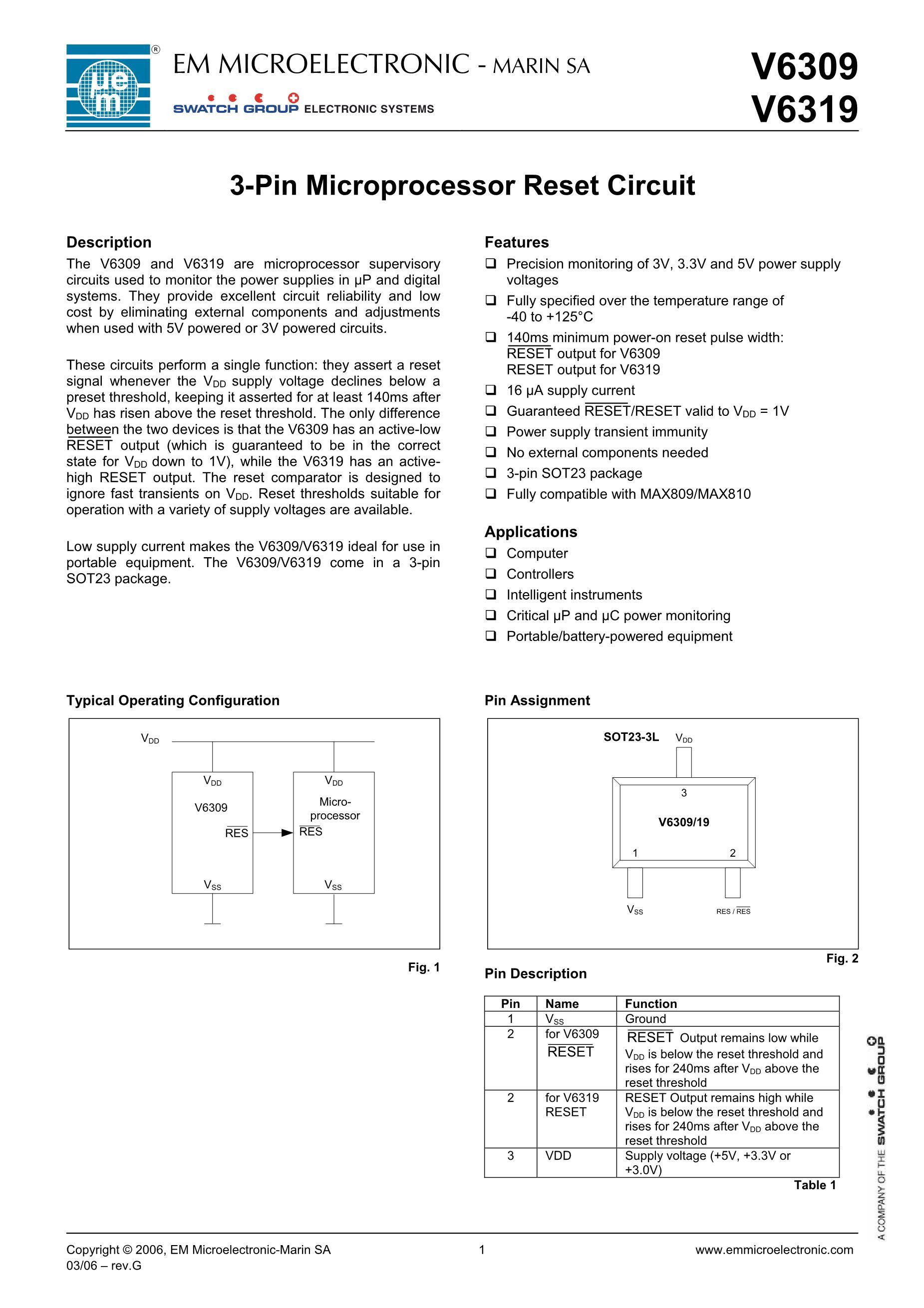 V6300LSP5B's pdf picture 1