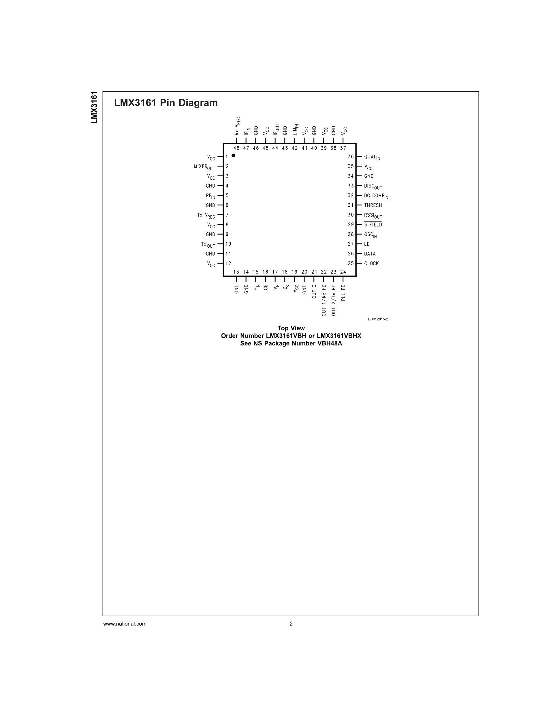 LMX3403SLCX's pdf picture 2