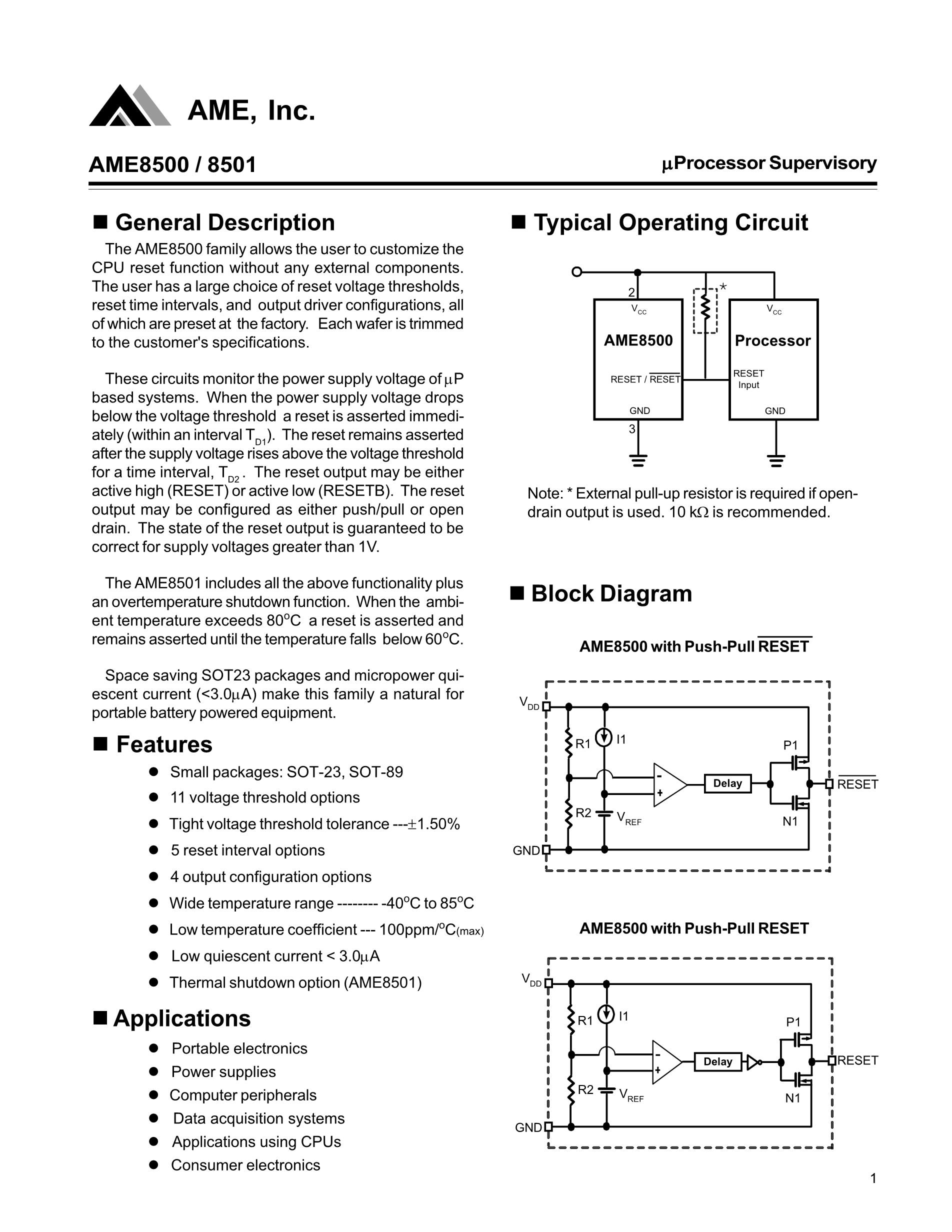 AME8800MEET's pdf picture 1
