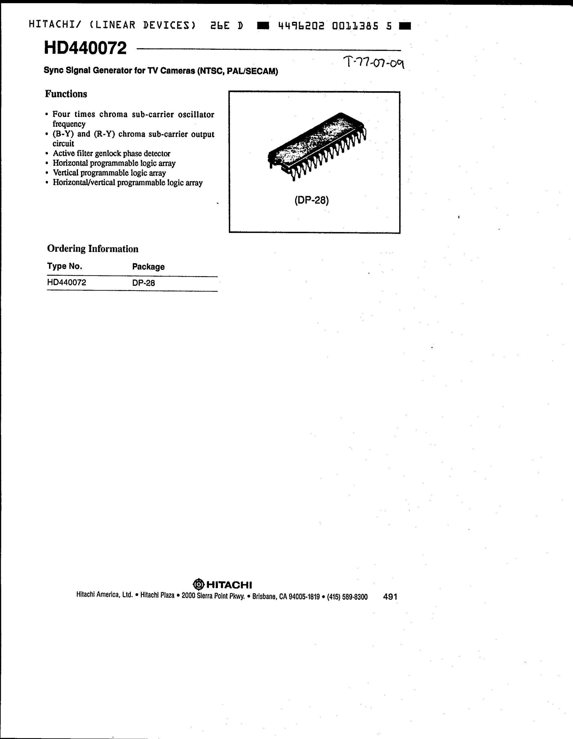 HD44801A80's pdf picture 1