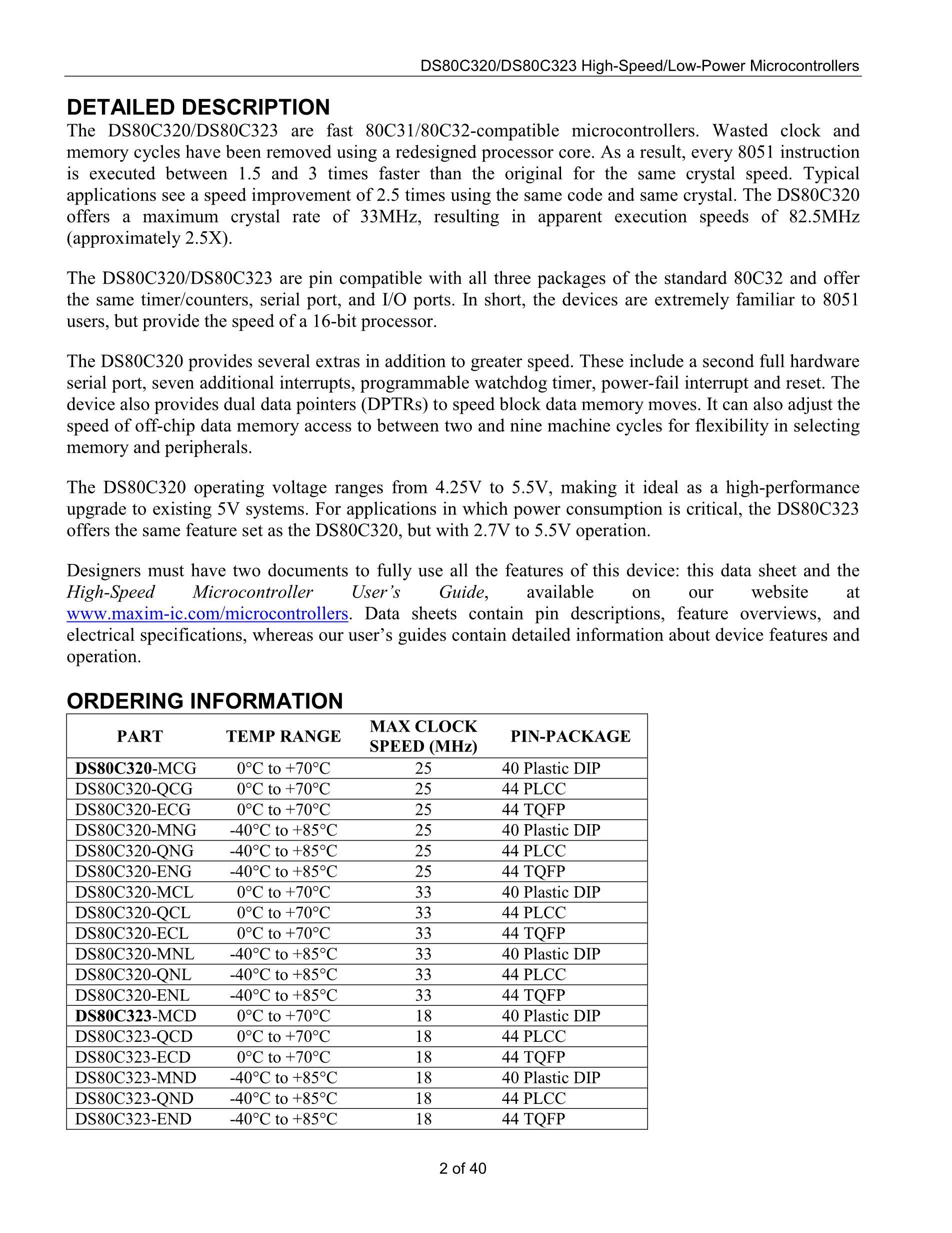 DS80PCI102SQE/NOPB's pdf picture 2