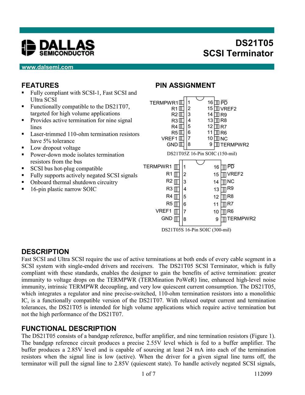 DS21T05S's pdf picture 1
