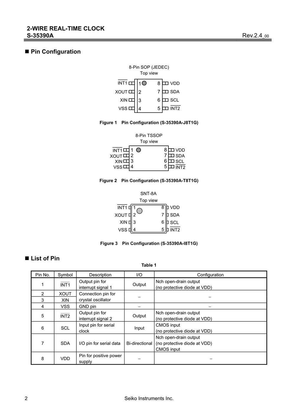 S-35390A-T8T1G's pdf picture 2