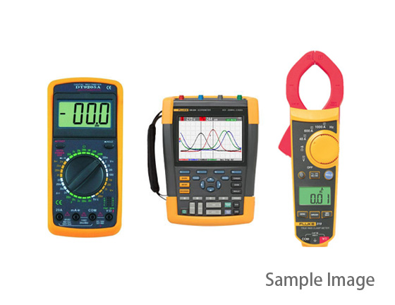 VC9808+ High-Precision Digital Multimeter